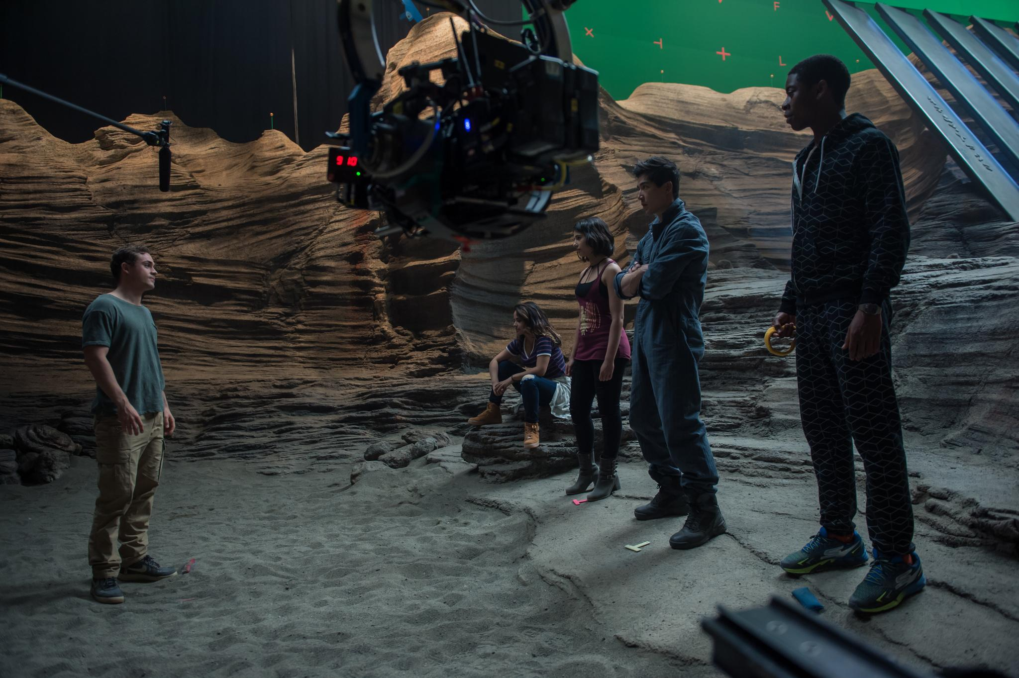 """Es la primera película de """"Power Rangers"""" clasificadaPG-13 (los niños deben asistir con un adulto)."""