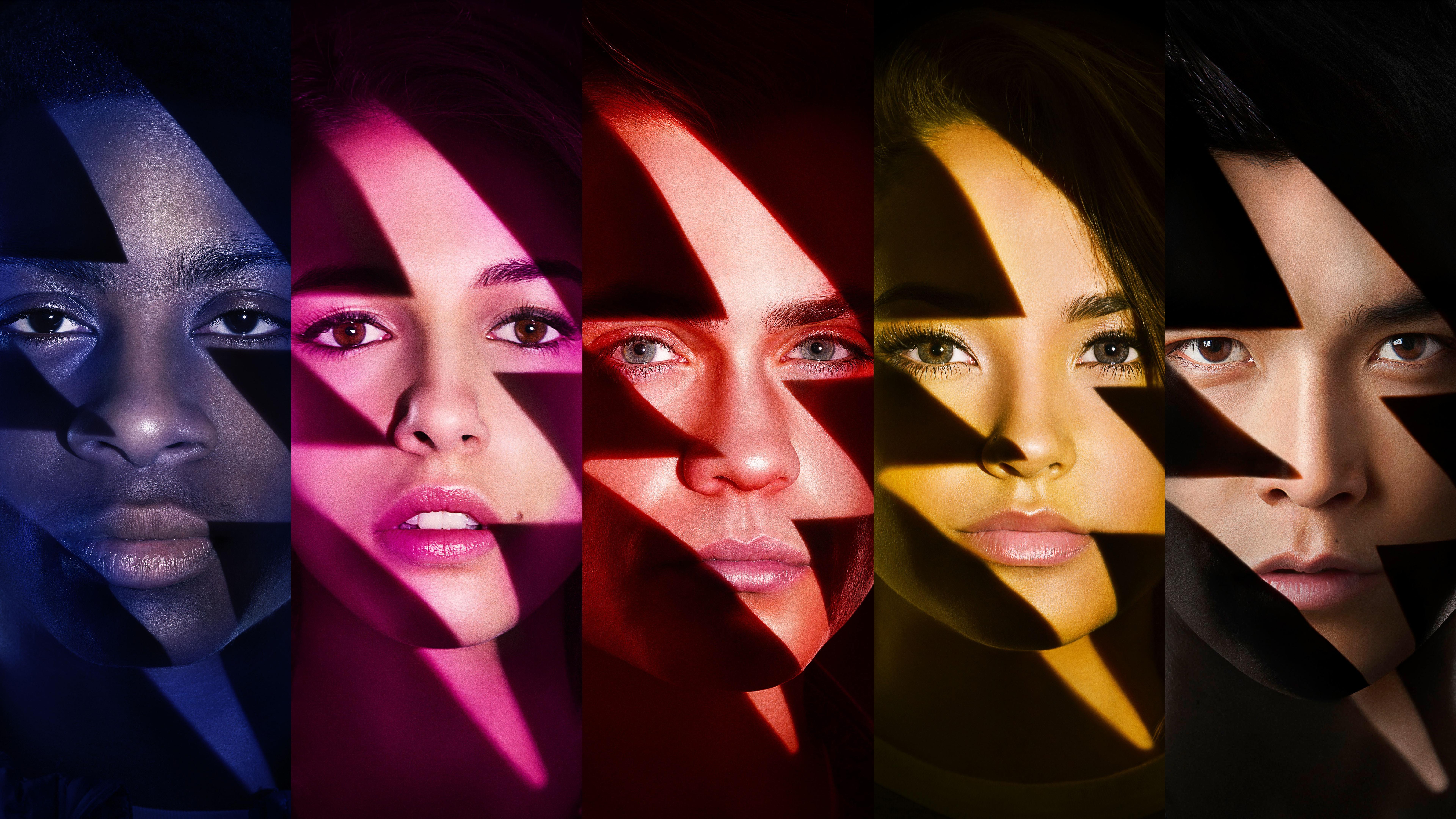 """""""Power Rangers"""" es el debut cinematográfico de la cantante latina Becky G."""