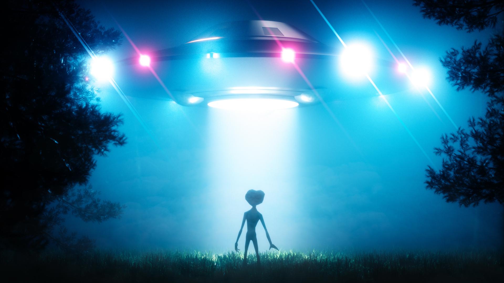 Hace 70 años un granjero halló en Roswell los supuestos restos de un OVNI. Y desató la fiebre extraterrestre (iStock)