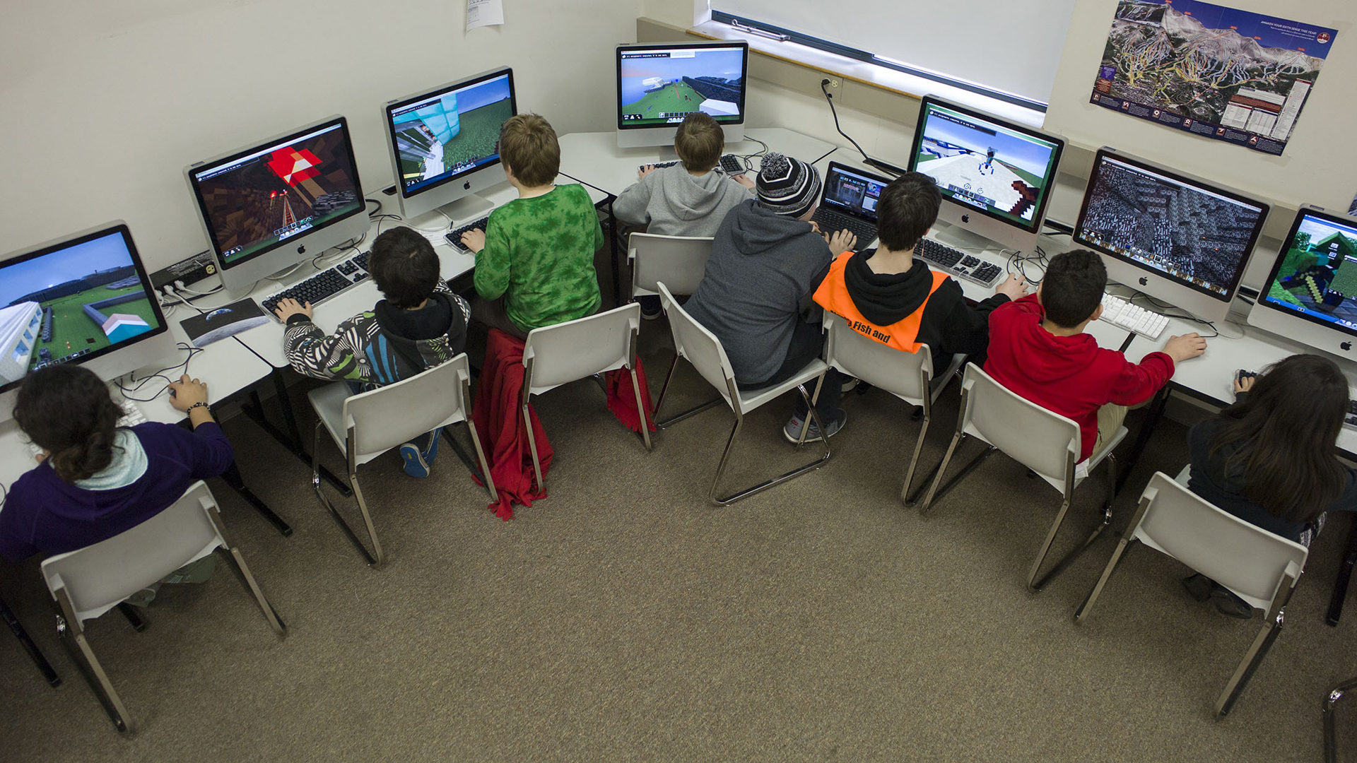 Los videojuegos ya se instalaron en muchos países del mundo en los diferentes niveles educativos