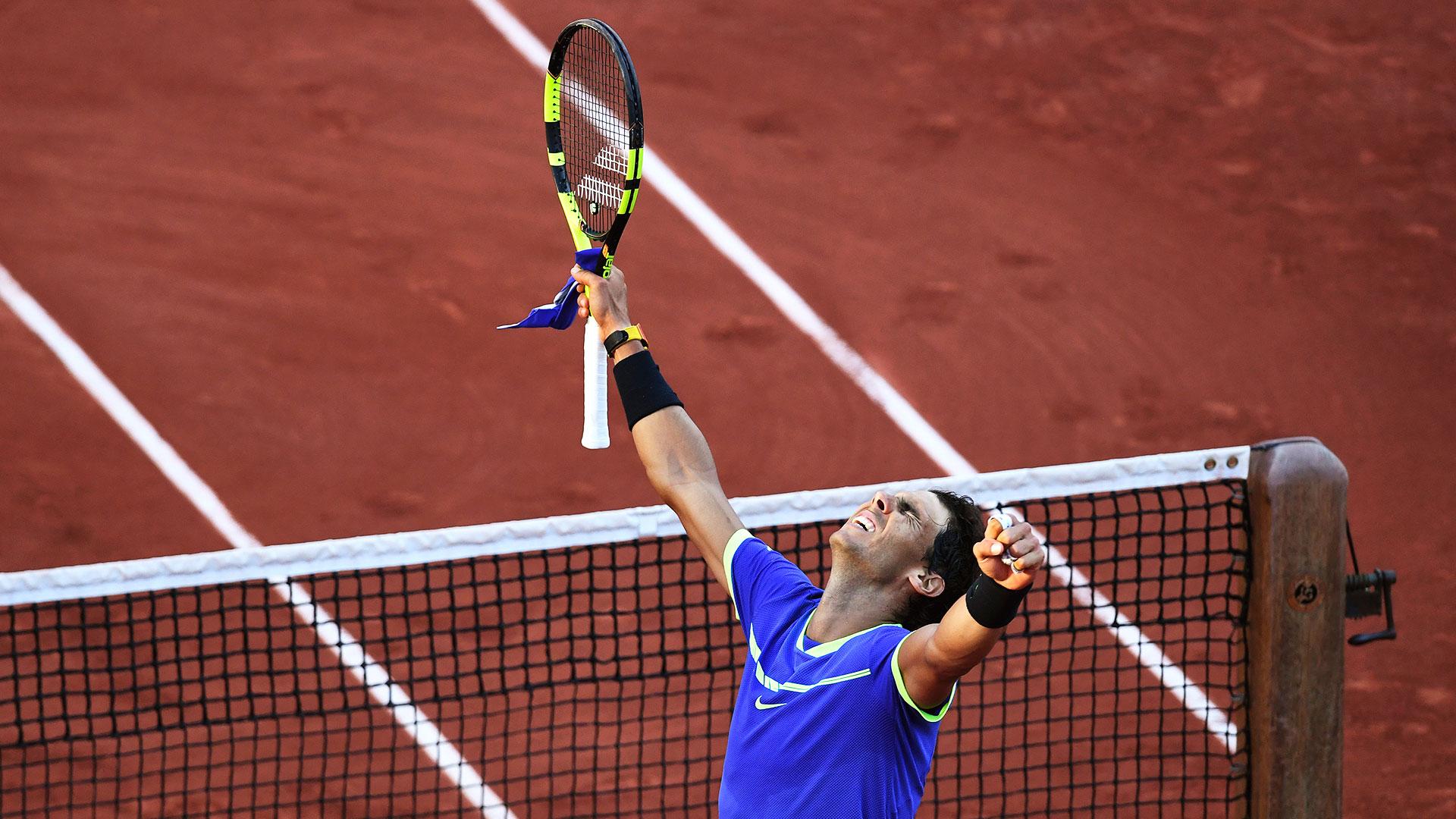 Rafael Nadal derrotó al austriaco Dominic Thiem por 6-3, 6-4 y 6-0 en dos horas y se clasificó a la final de Roland Garros