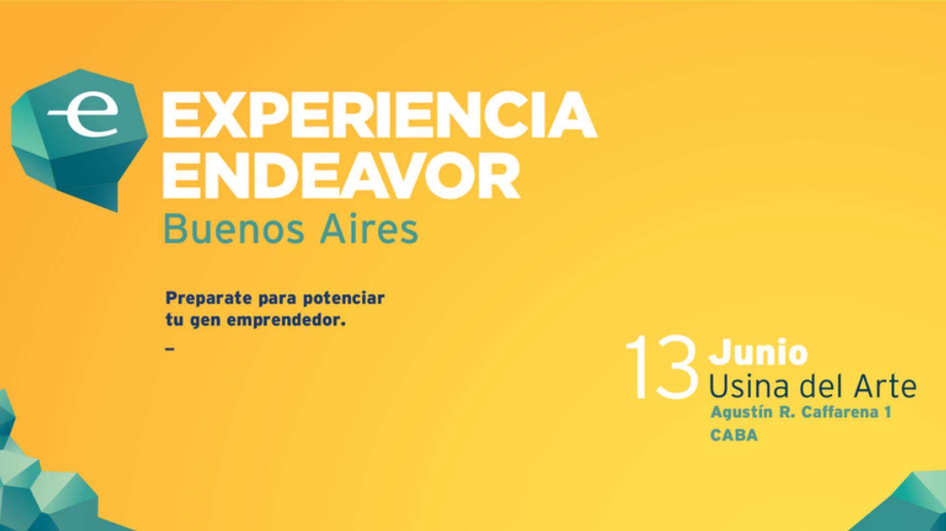 La Experiencia Endeavor 2017 llega a Buenos Aires con más conferencias