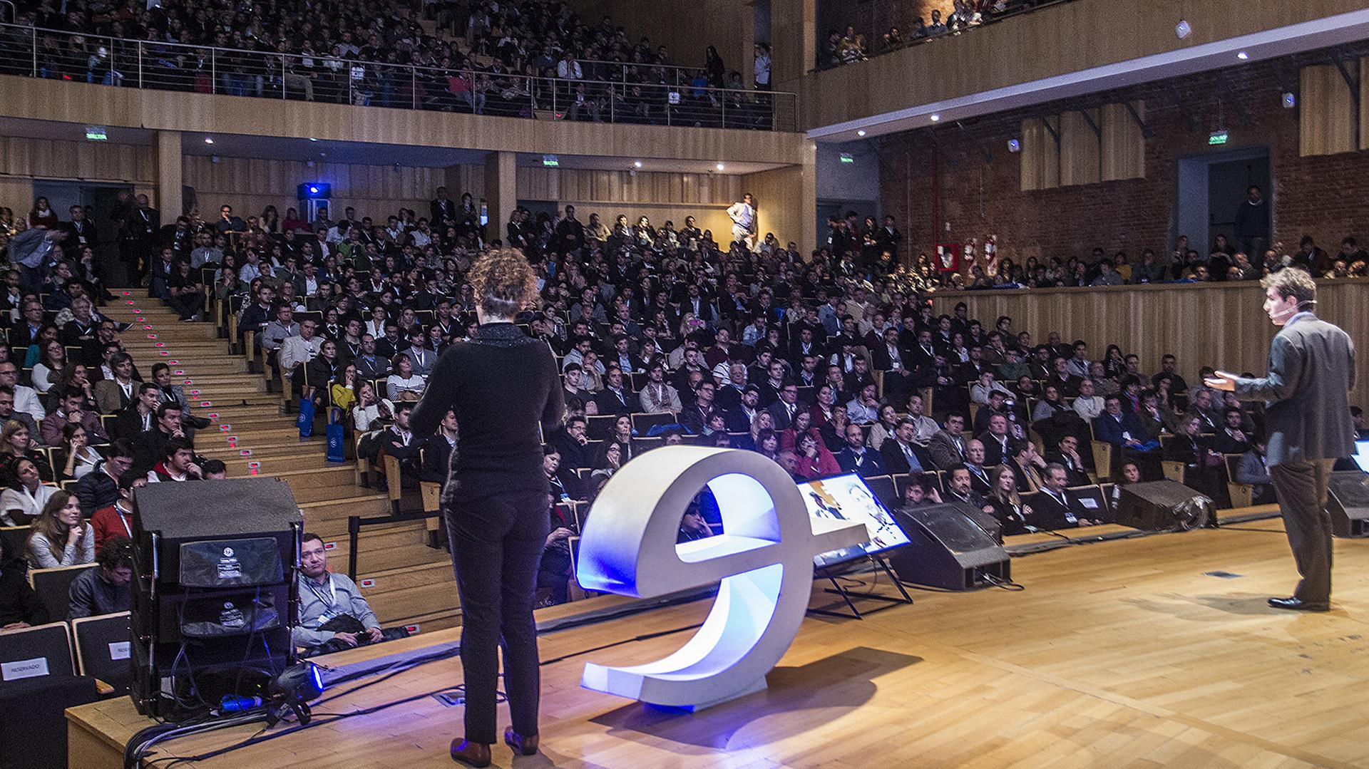 El evento de emprendedores más importante del año se da cita el lunes y martes