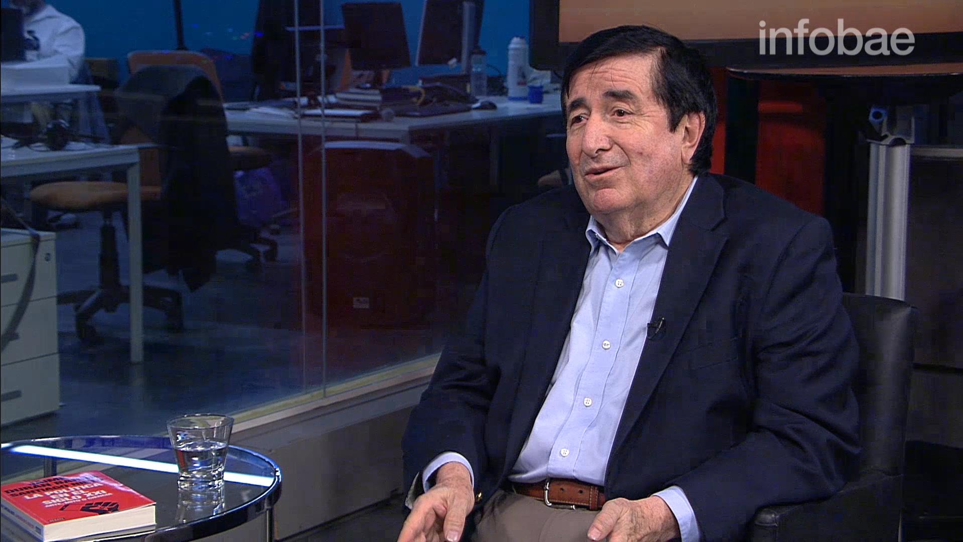 El asesor político ecuatoriano, Jaime Durán Barba, irá al encuentro de Chapadmalal que encabeza Vidal.
