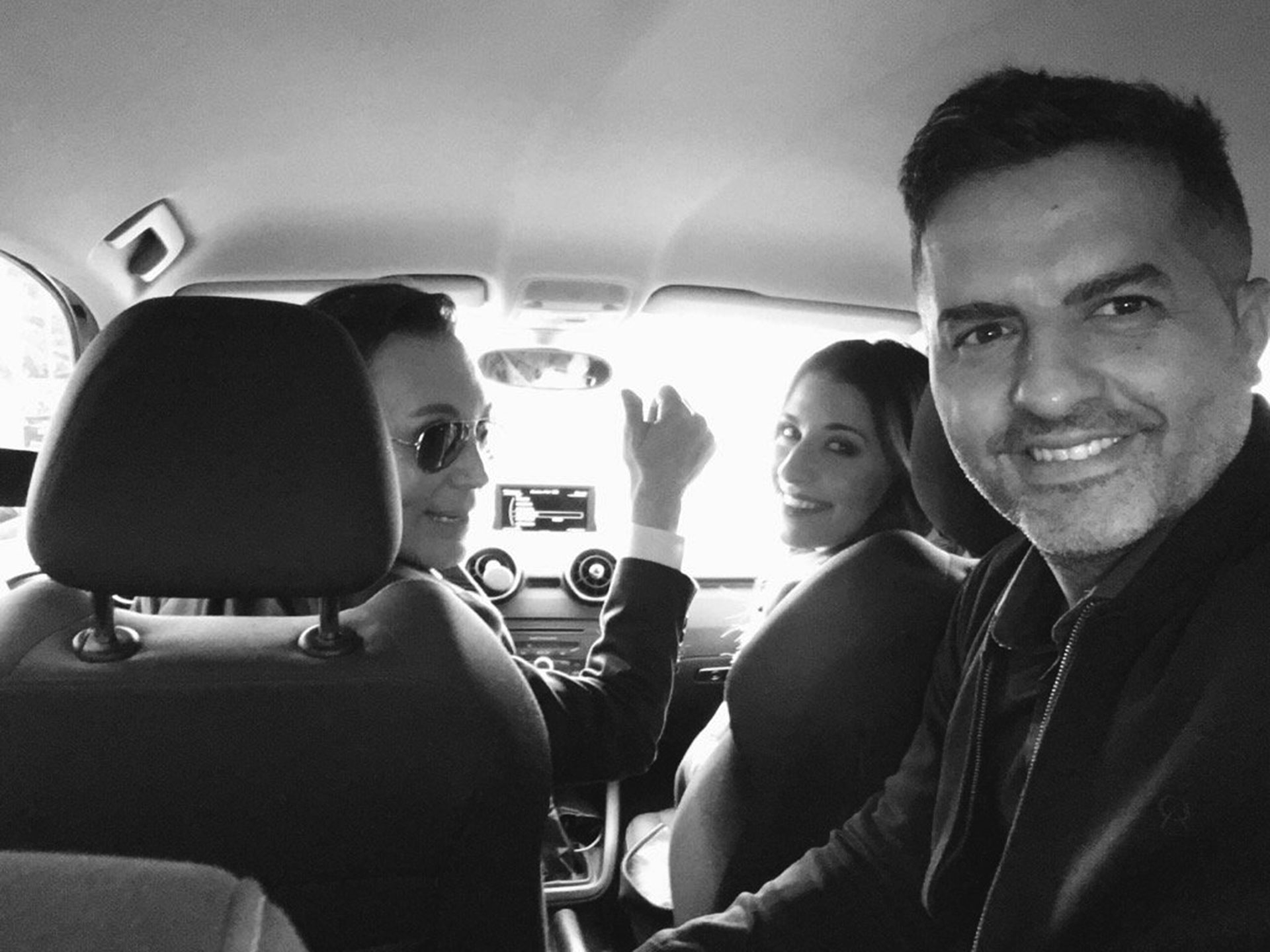 Periodistas de espectáculos se reúnen con Mauricio Macri en la Quinta de Olivos