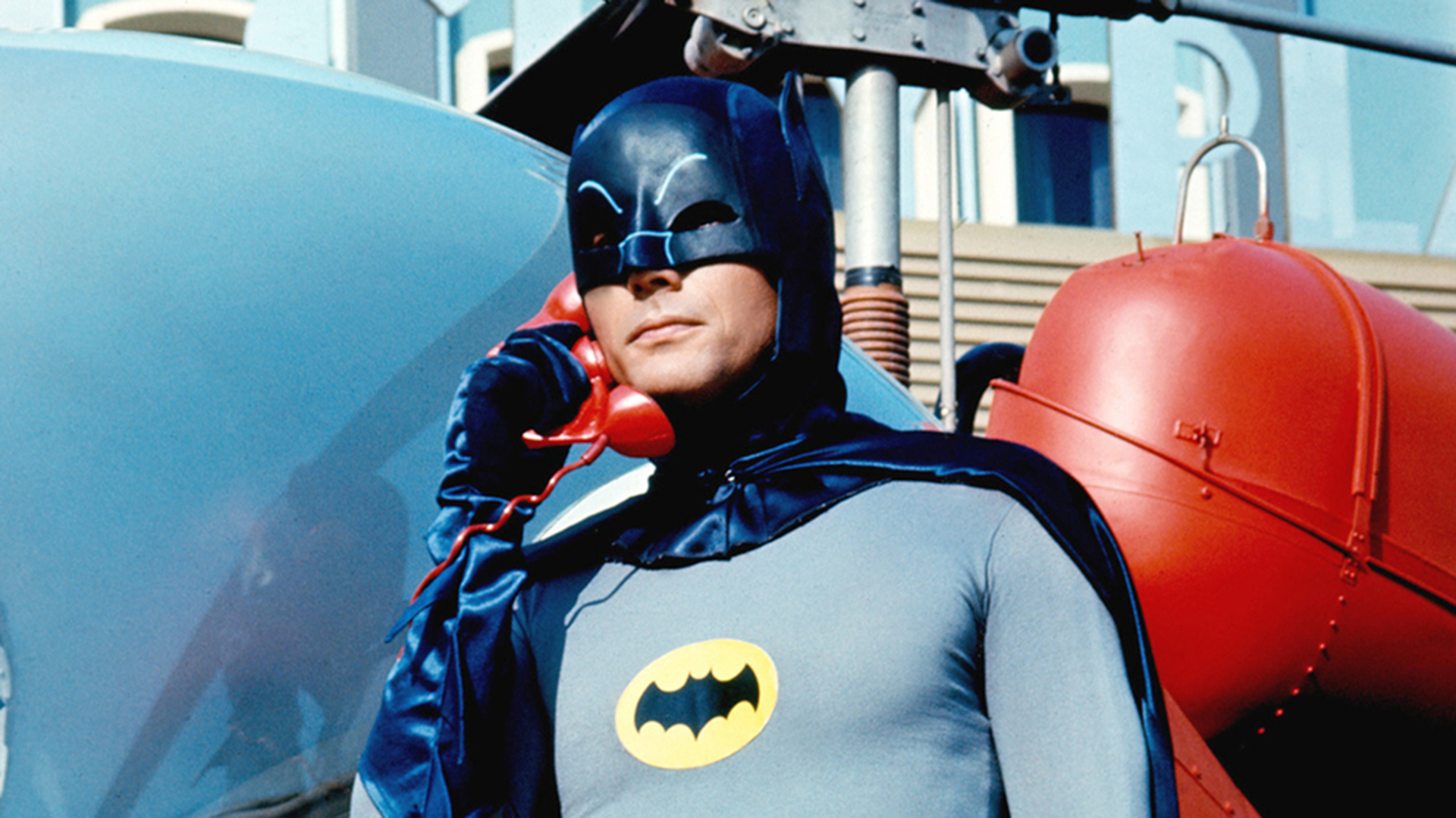 El Batman de Adam West marcó una era en la televisión mundial