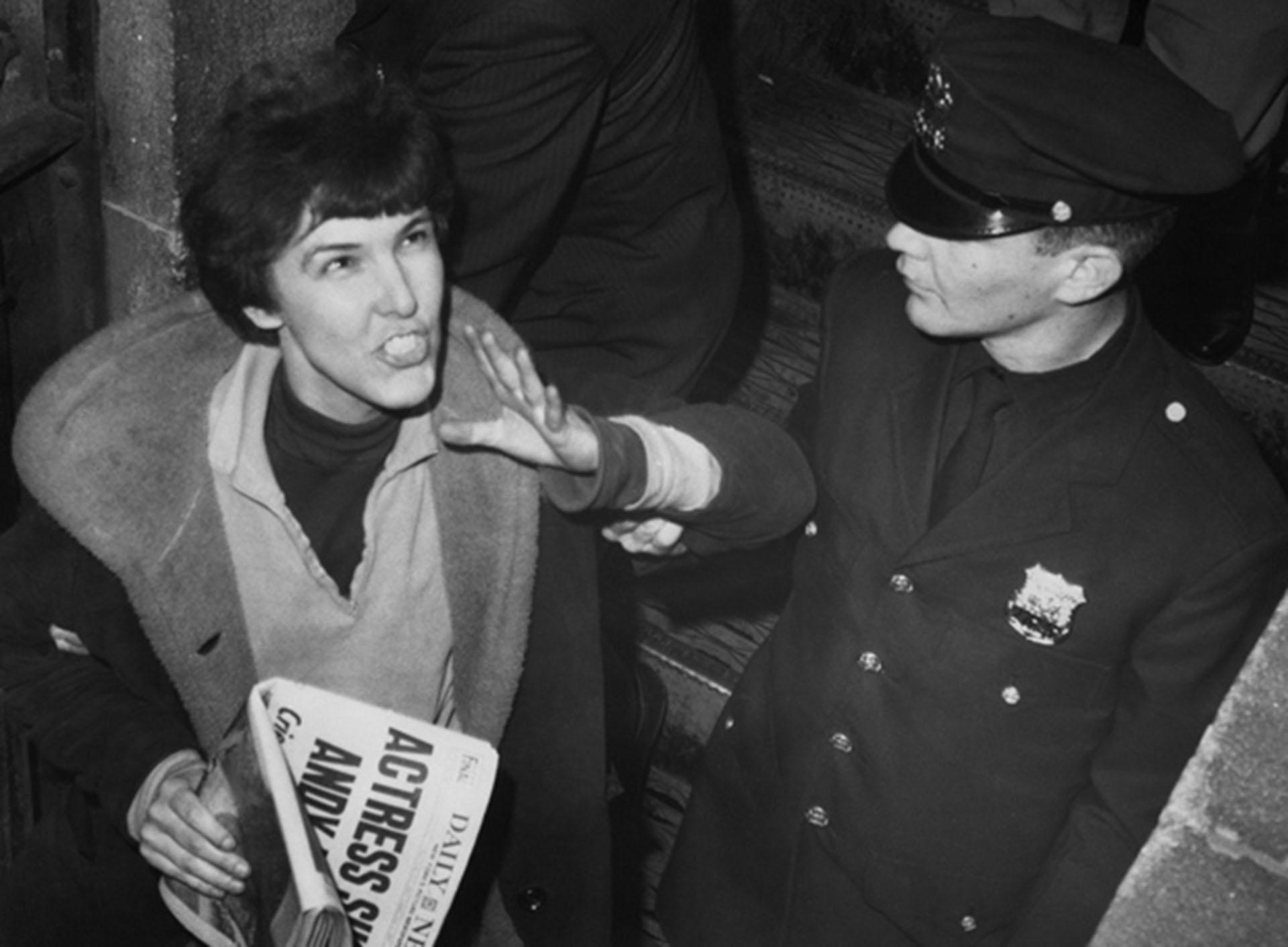 Valerie Solanas y su rebelión contra los hombres