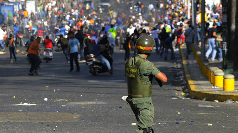 La represión contra los opositores en 2017 fue brutal y hubo más de un centenar de muertos