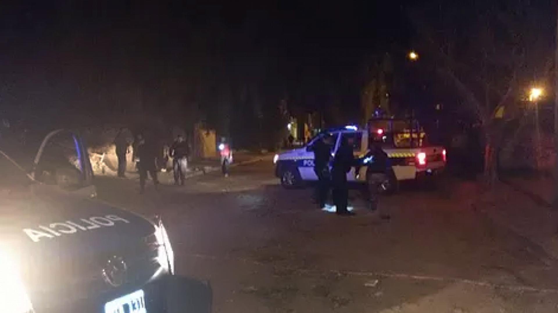 Un policía mató a su ex pareja de un tiro