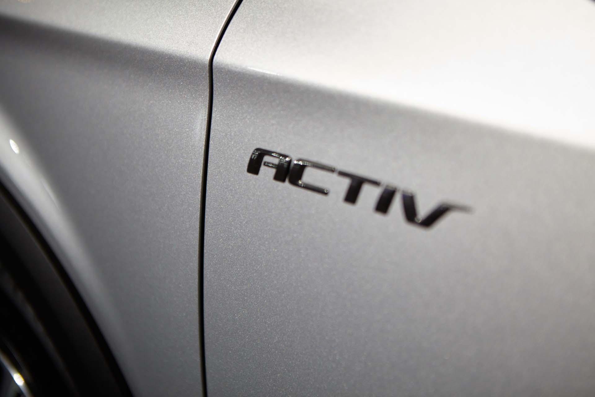 Chevrolet Onix Activ se destaca por su personalidad y estilo en su diseño exterior (GM)