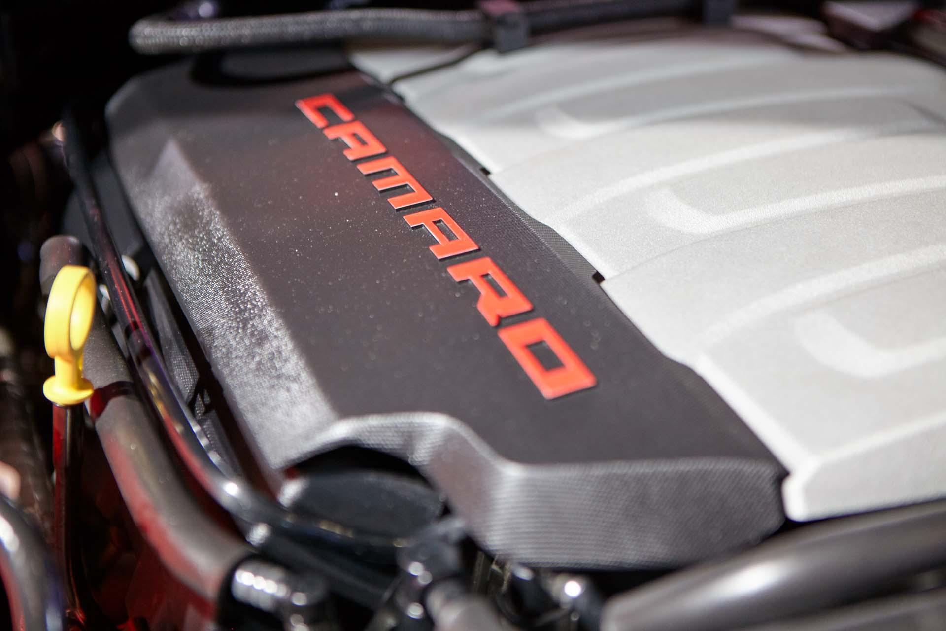 La 6ta Generación del nuevo Chevrolet Camaro tiene un motor V8 (GM)