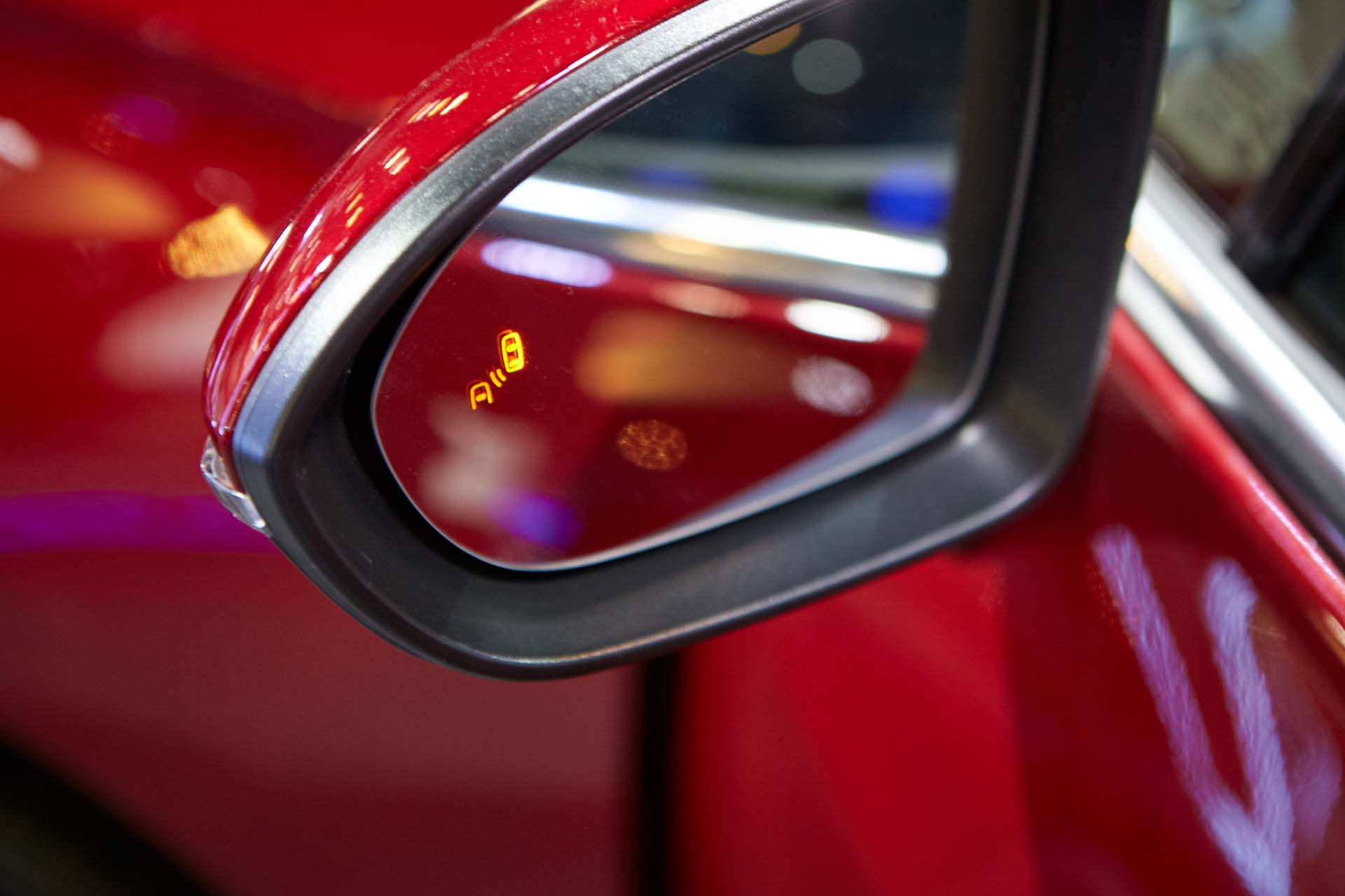 Alerta de sensor de aproximación del nuevo Camaro (GM)