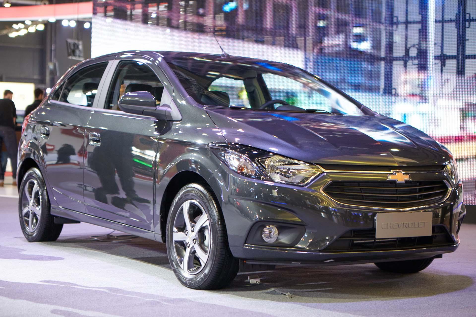 Chevrolet Prisma, es un sedán con renovado diseño y equipamiento (GM)
