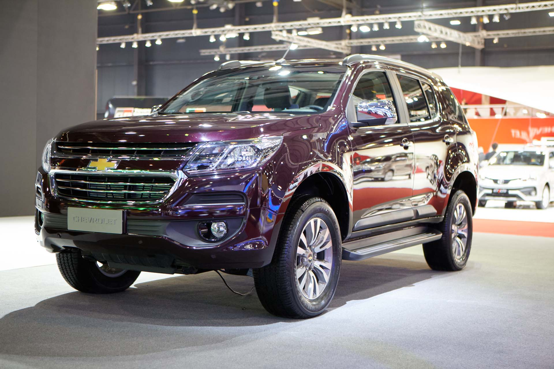 La nueva Chevrolet Trailblazer, versátil y potente (GM)