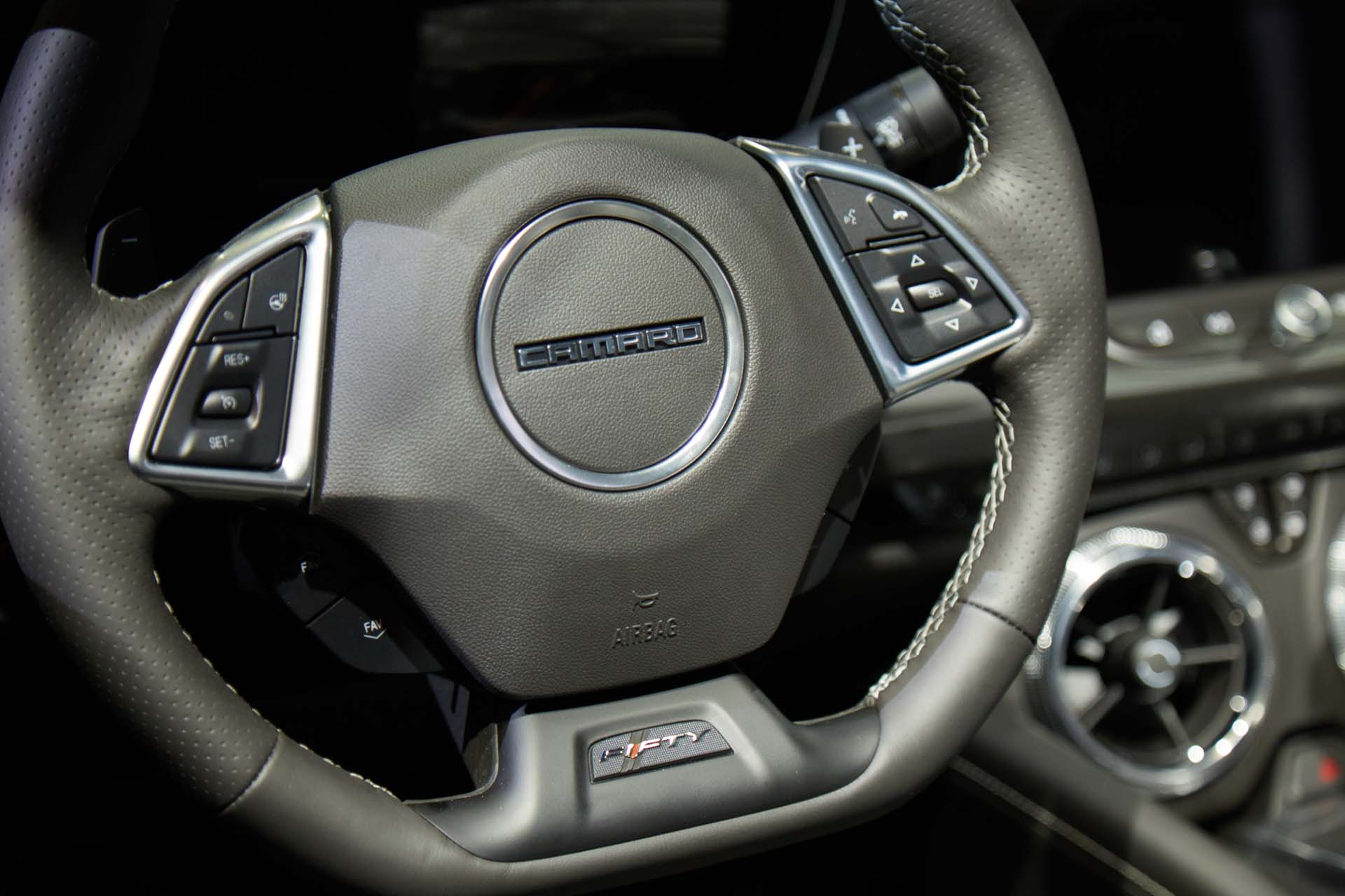 """Camaro SS Coupe, la sexta generación de """"La Leyenda"""". (GM)"""