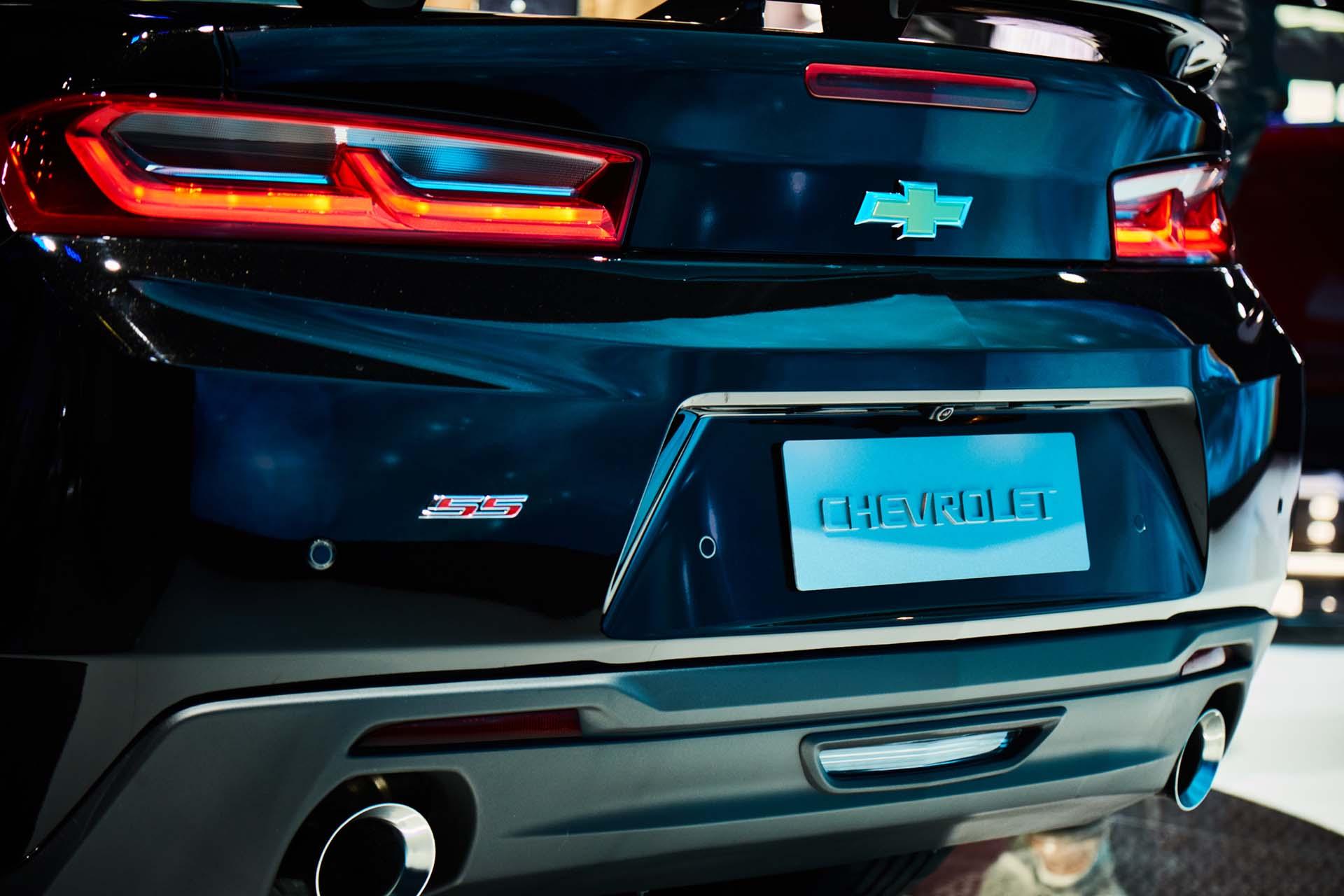 El icónico y reinventado auto deportivo Camaro (GM)