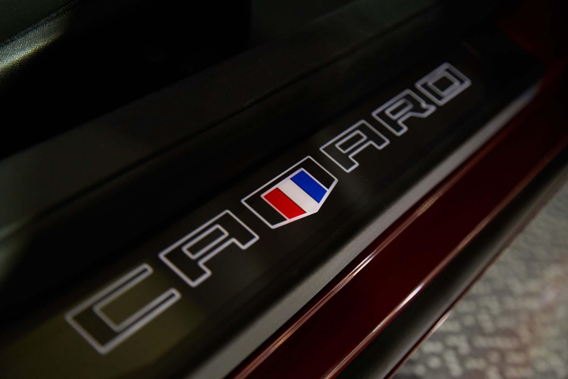 El superdeportivo Chevrolet Camaro fue completamente rediseñado (GM)