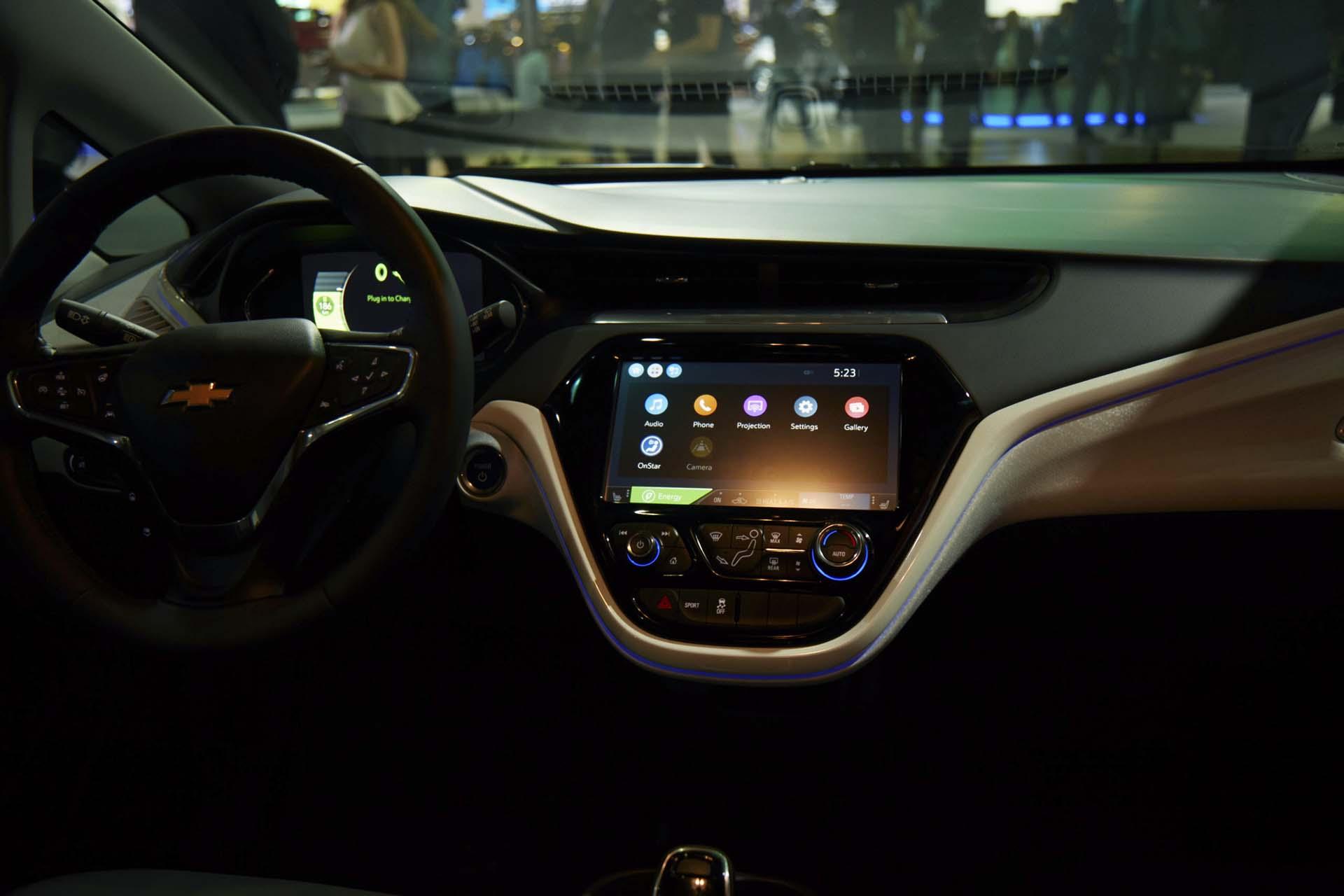 El Bolt EV es atractivo por naturaleza (GM)