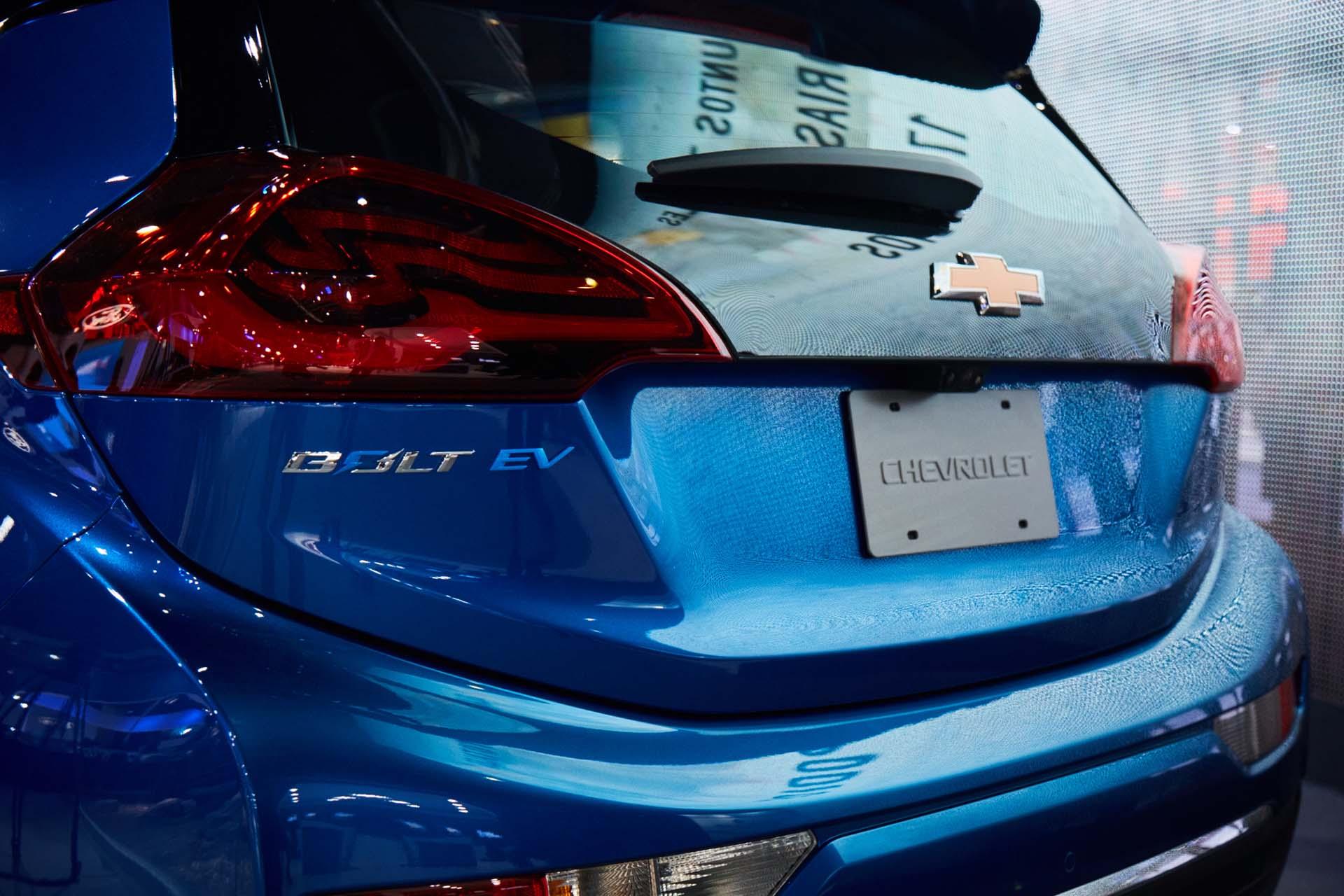 Chevrolet Bolt EV: una propuesta práctica entre los autos eléctricos (GM)