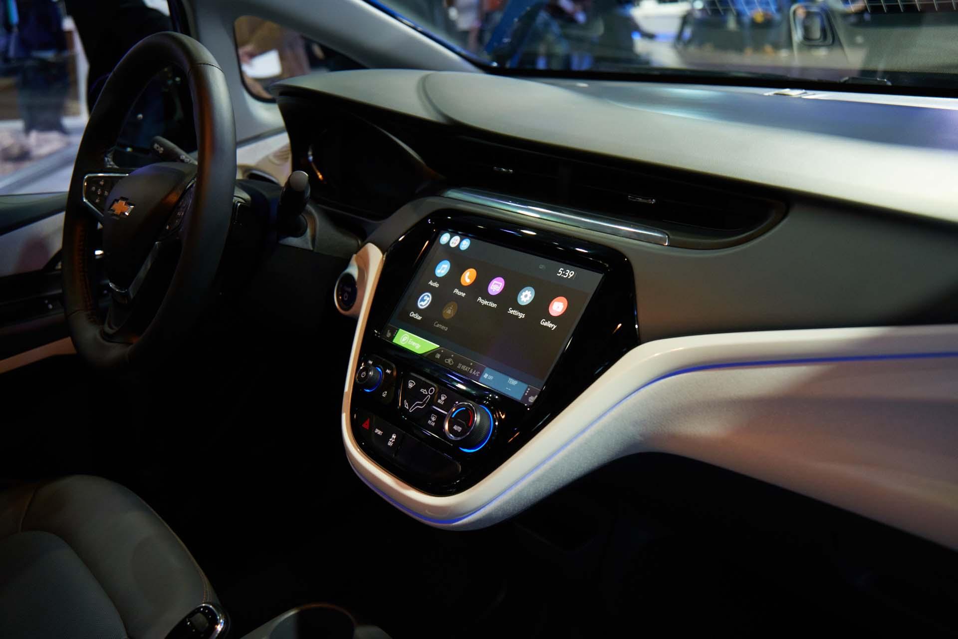 Chevy MyLink logra mayor conectividad con el vehículo (GM)