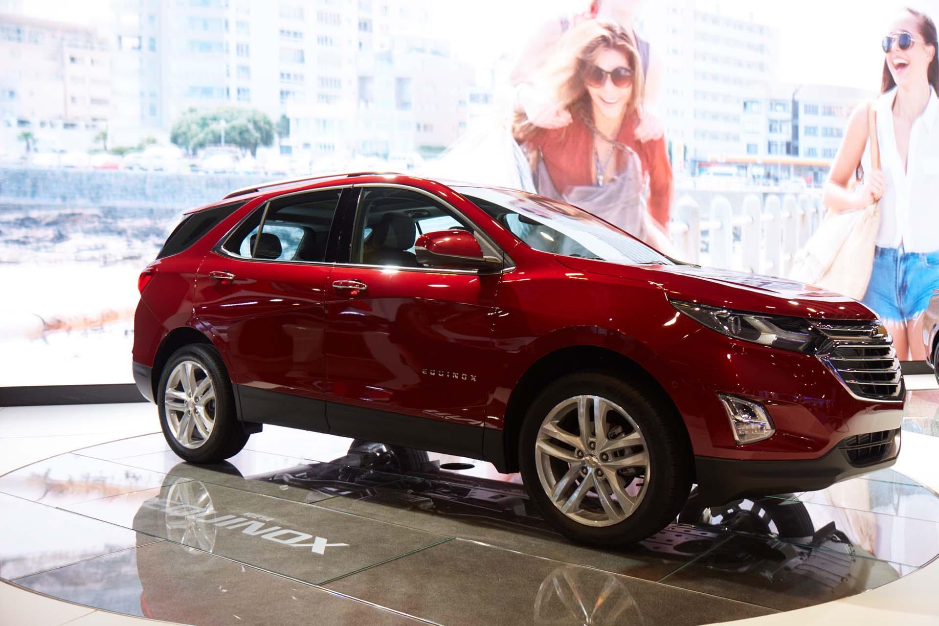 Chevrolet Equinox, una todo terreno con estilo (GM)