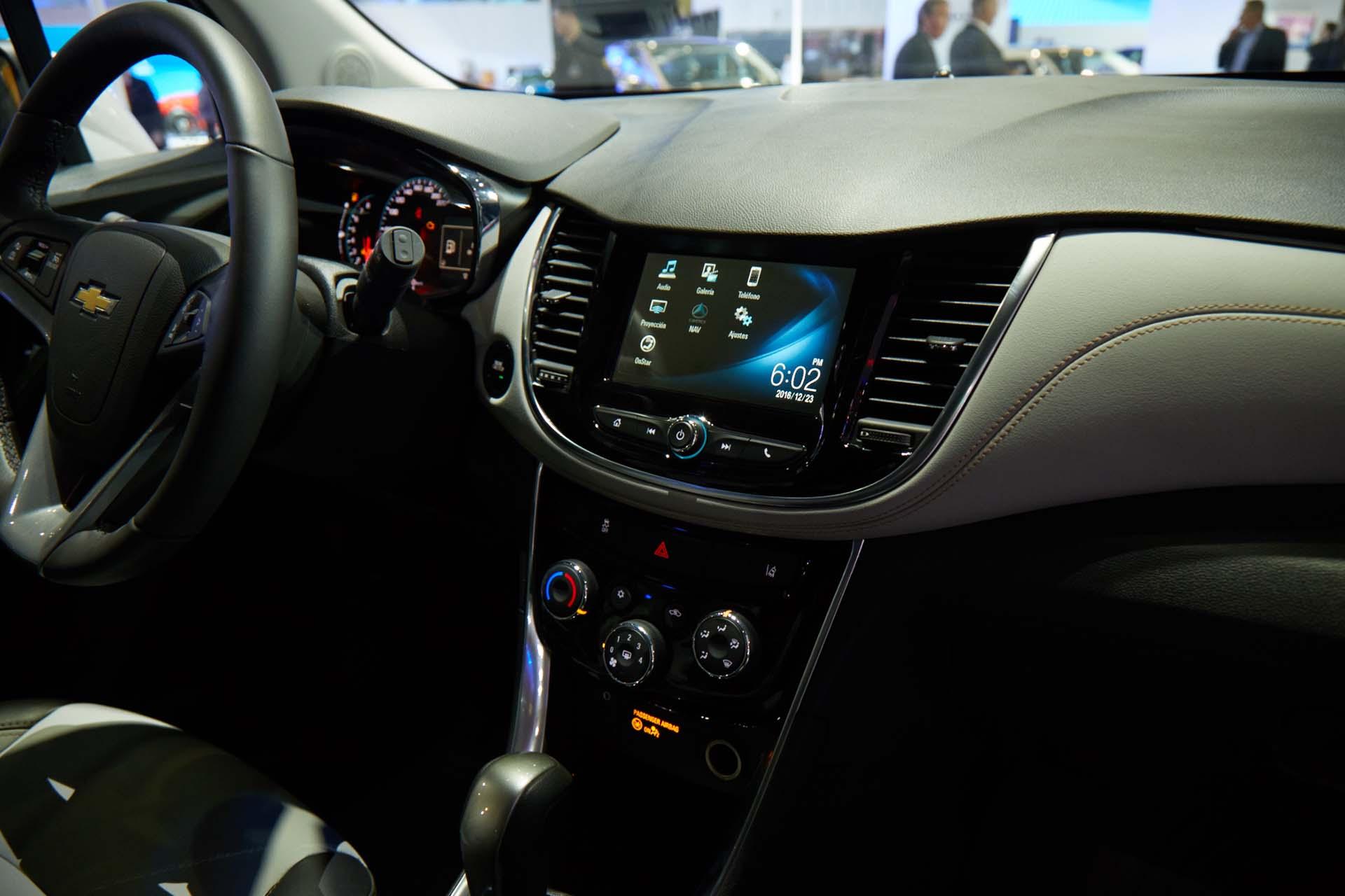 El interior de los autos Chevrolet marcan la diferencia (GM)