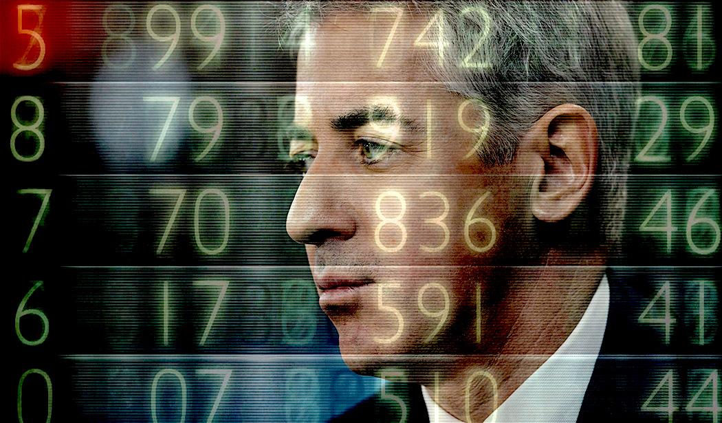 Bill Ackman, CEO de Pershing Square Capital(foto:Ryan Loeffler, de Bloomberg)