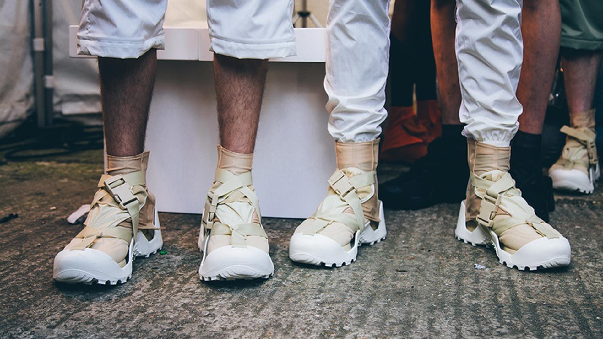 Los zapatos de hombre más extravagantes que dejó Londres