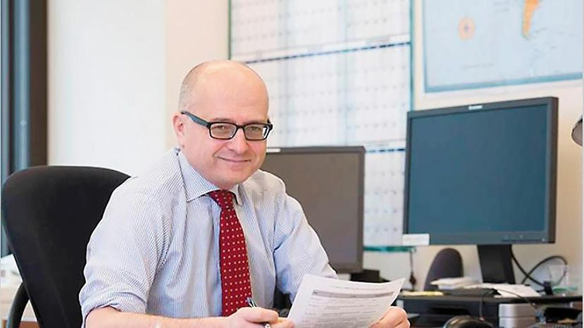 Roberto Cardarelli presentará el primer borrador del programa al Directorio Ejecutivo (Fondo Monetario Internacional)