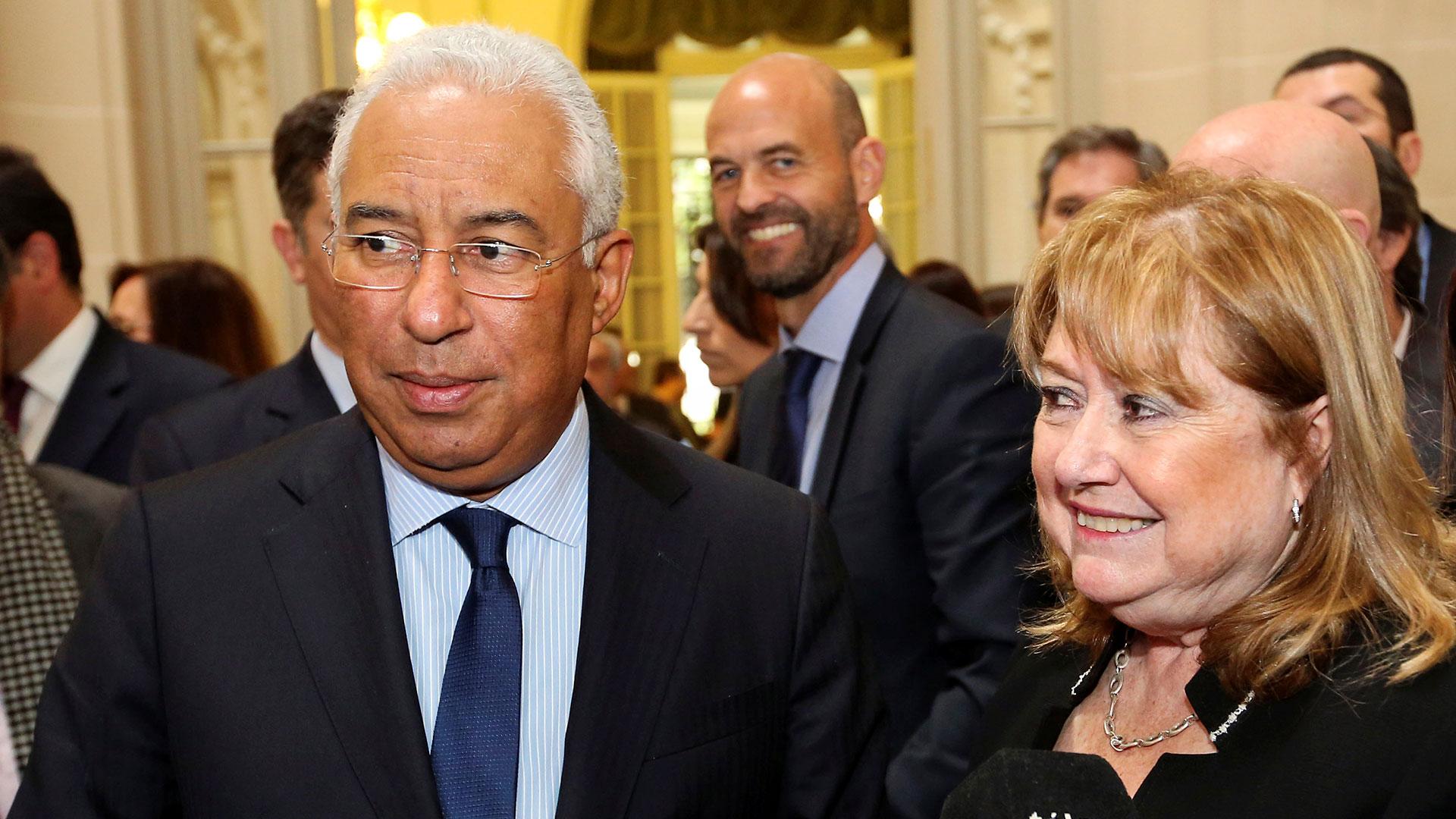 El Primer Ministro de Portrugal, Antonio Costa (Reuters)