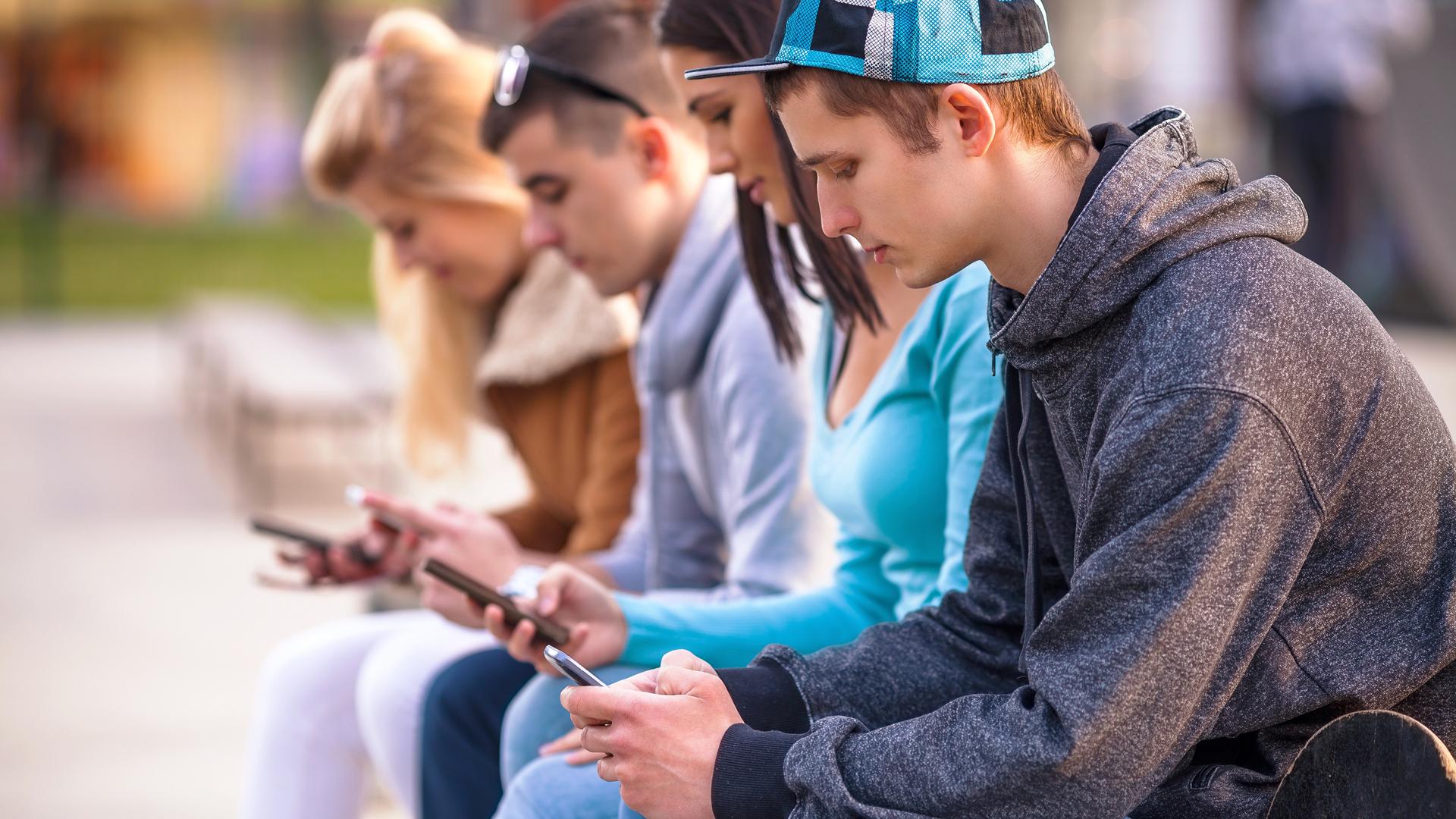Las preferencias de los Millennials en sus celulares (iStock)