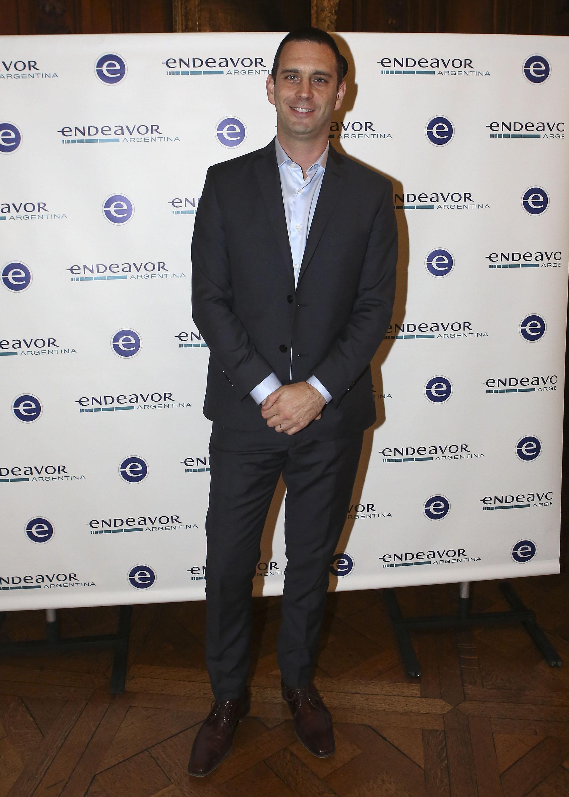 Diego Bekerman, general manager de Microsoft Argentina y Uruguay