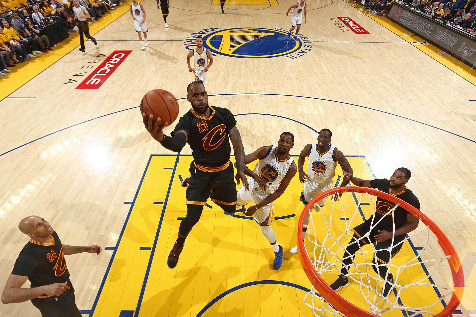 Vuelve a reinar Golden State en la NBA