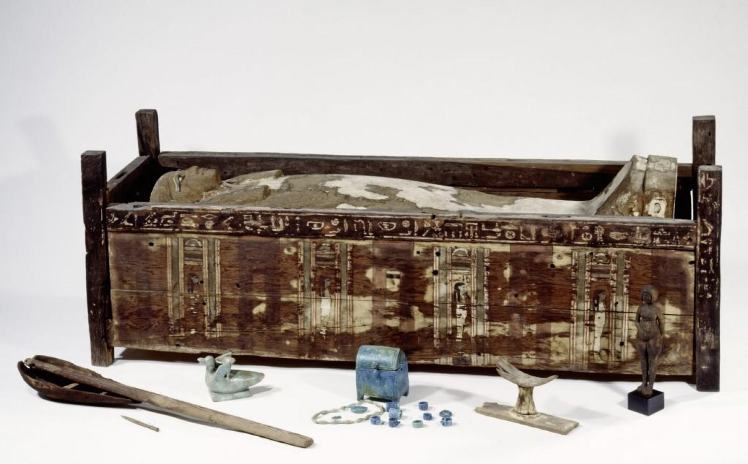 (Foto: Sandra Steiss/SMB, BPK/Aegyptisches Museum und Papyrussammlung)