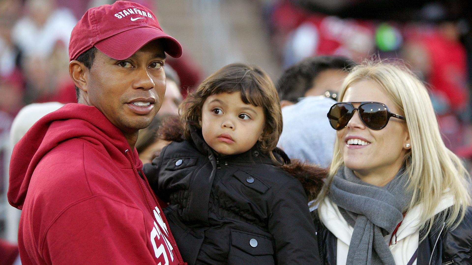 Tiger Woods haría una rehabilitación a sus adicciones para no perder a sus  hijos - Infobae