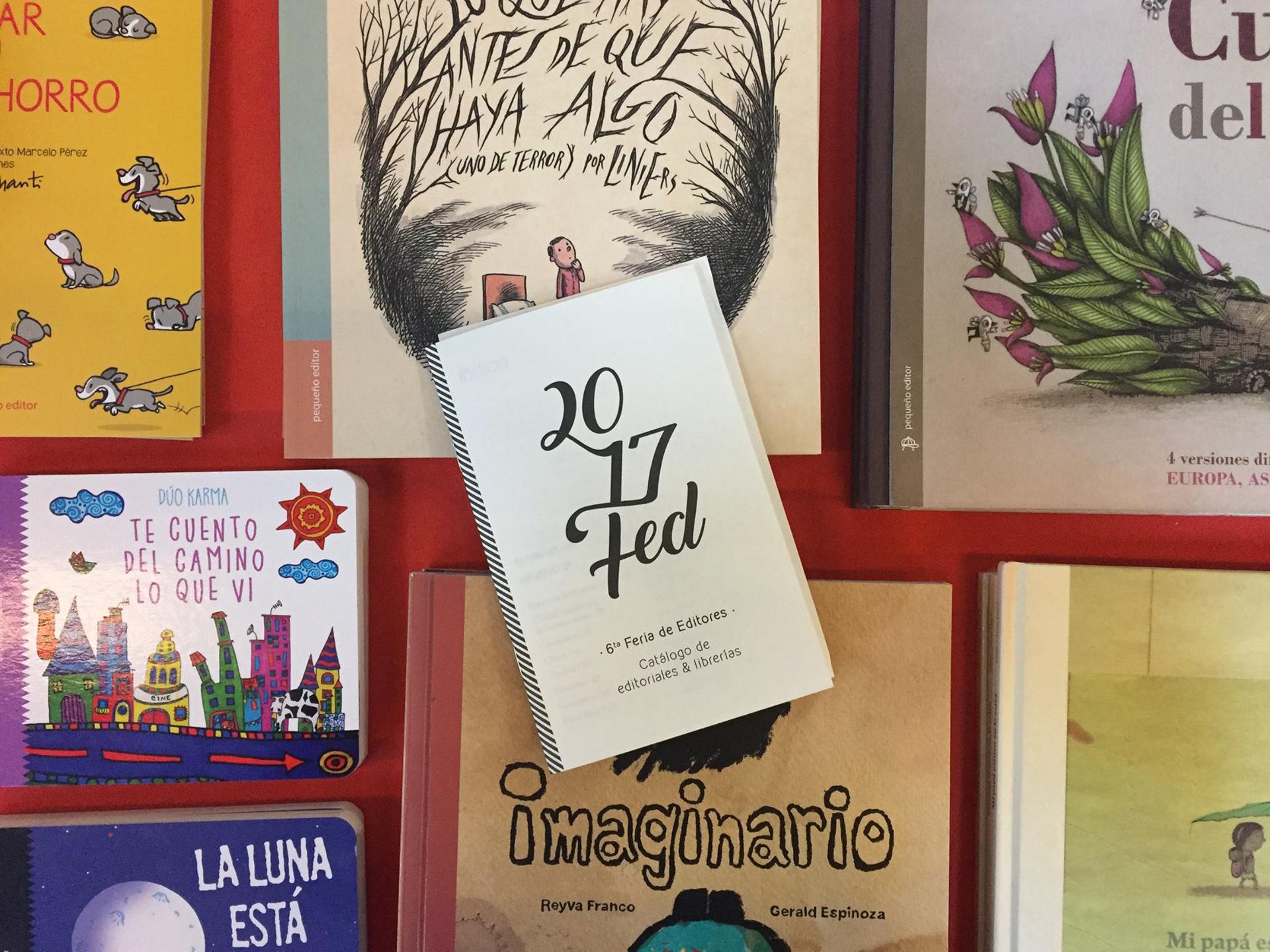 Del vienres 9 al domingo 11 se llevó a cabo la VI Feria de Editores