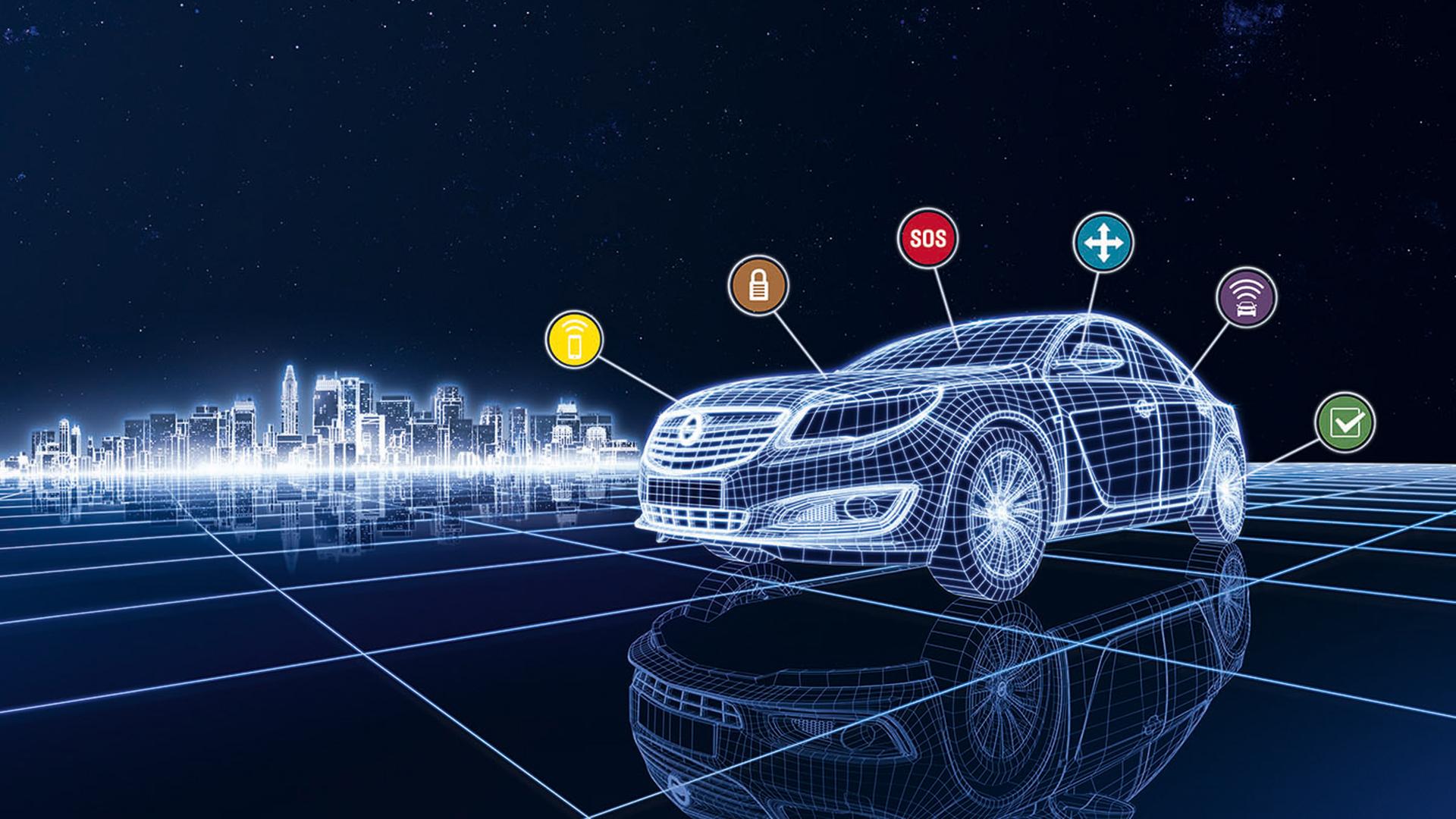 OnStar divide su servicio en seguridad, emergencia, conectividad, navegación, conserjería y servicio de mantenimiento