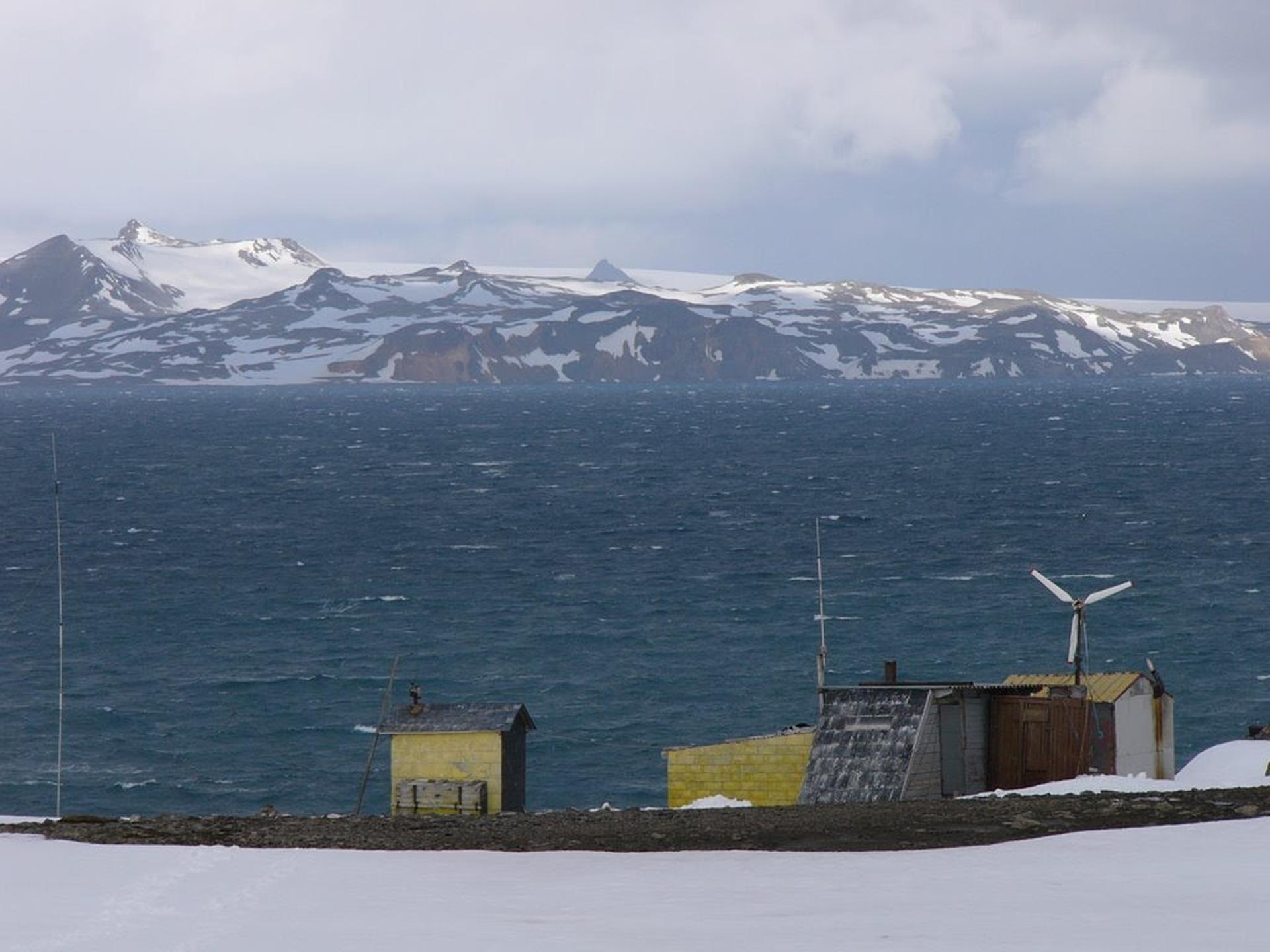 """Eco Nelson, la única base """"privada"""" de la Antártida"""