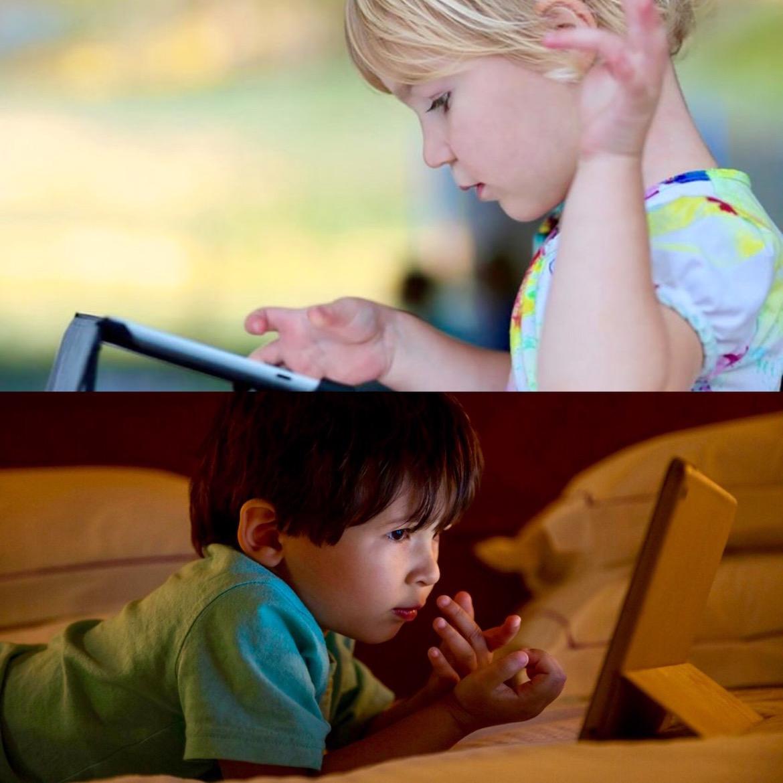 Uno de cada tres chicos tiene acceso a pantallas, según Unicef