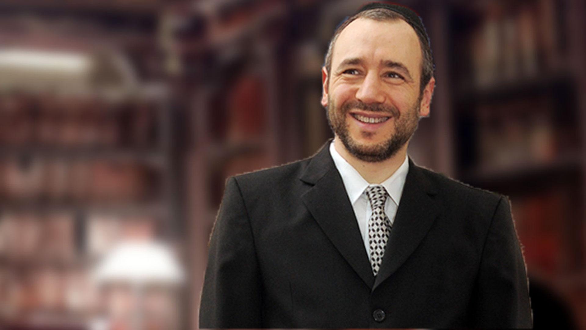 El Rabino Fernando Szlajen, flamante miembro de la Pontificia Academia para la Vida, recién designado por el papa Francisco