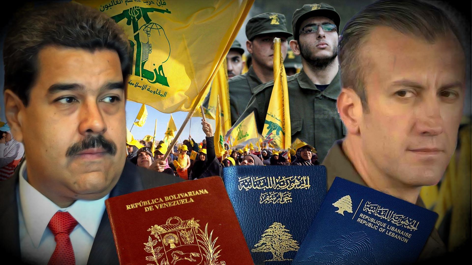 Pasaportes del Líbano y Venezuela: un pase libre para Hezbollah en ...
