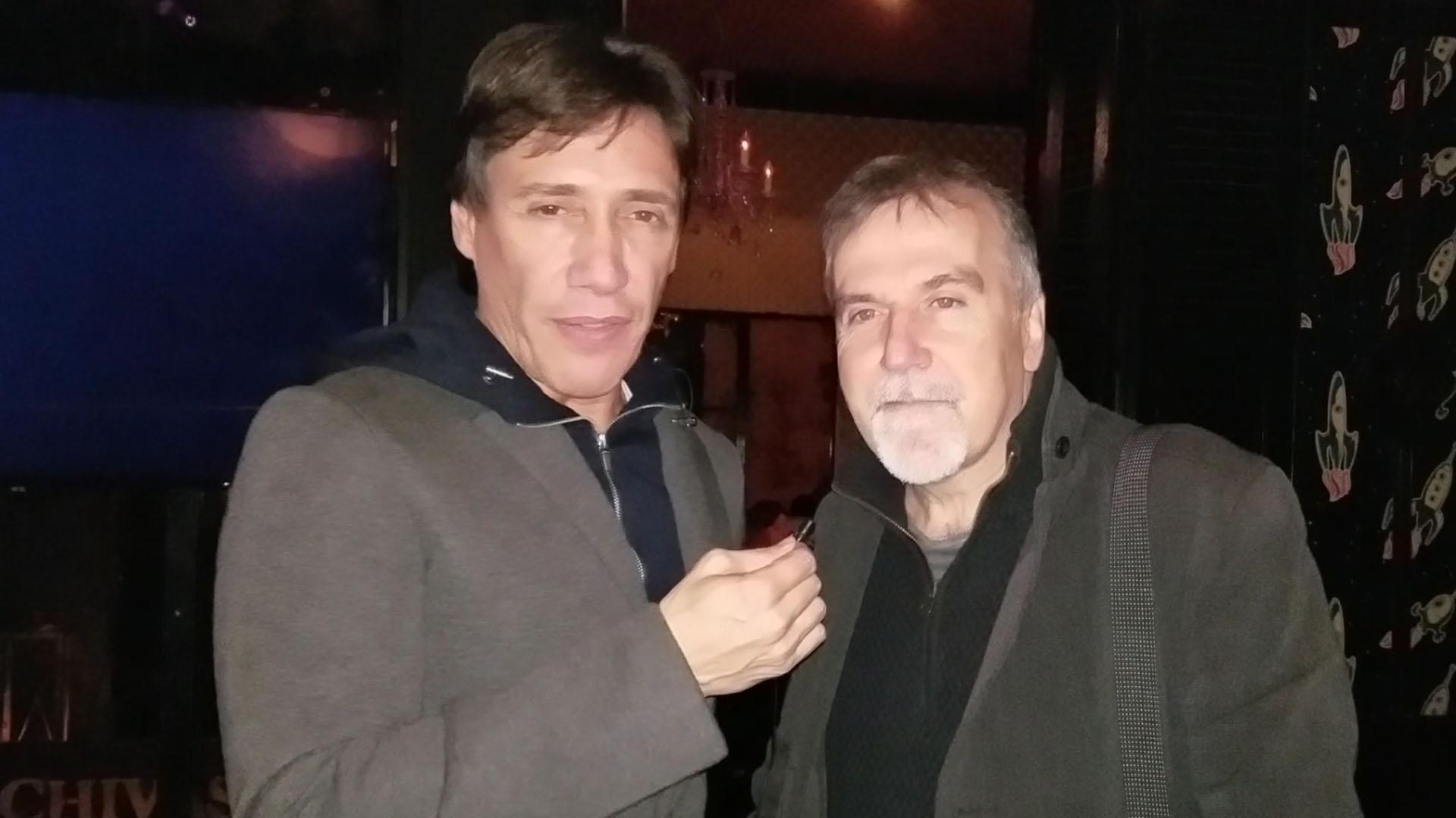 """El reencuentro de Fabián Gianola y Claudio Morgado, ¿vuelven a la TV?: """"Nunca tuvimos problemas"""""""