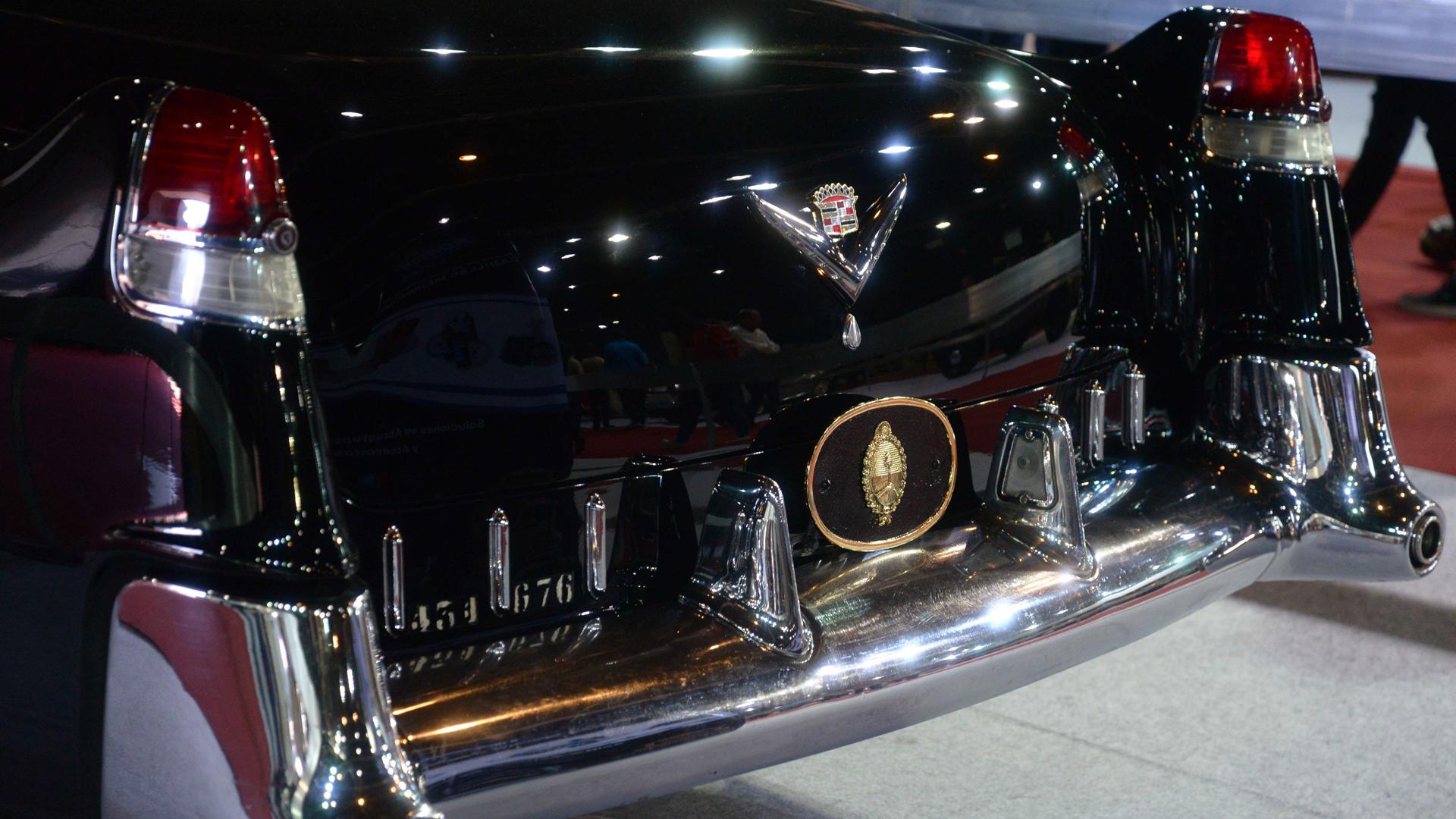 El Cadillac de Perón que quiso usar Macri: la historia de una ...
