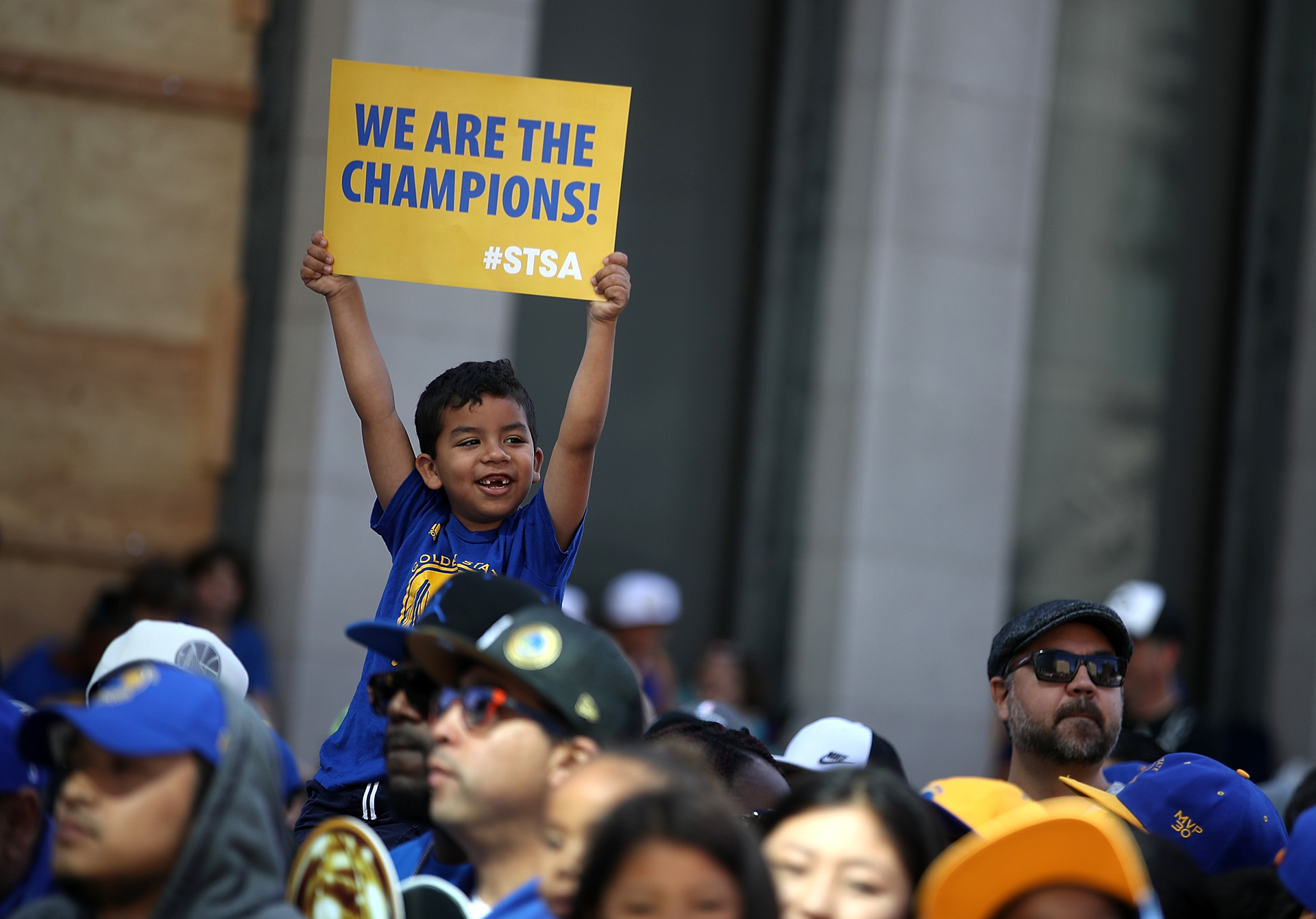 Cerca de 1 millón de personas se acercó para celebrar junto a los jugadores