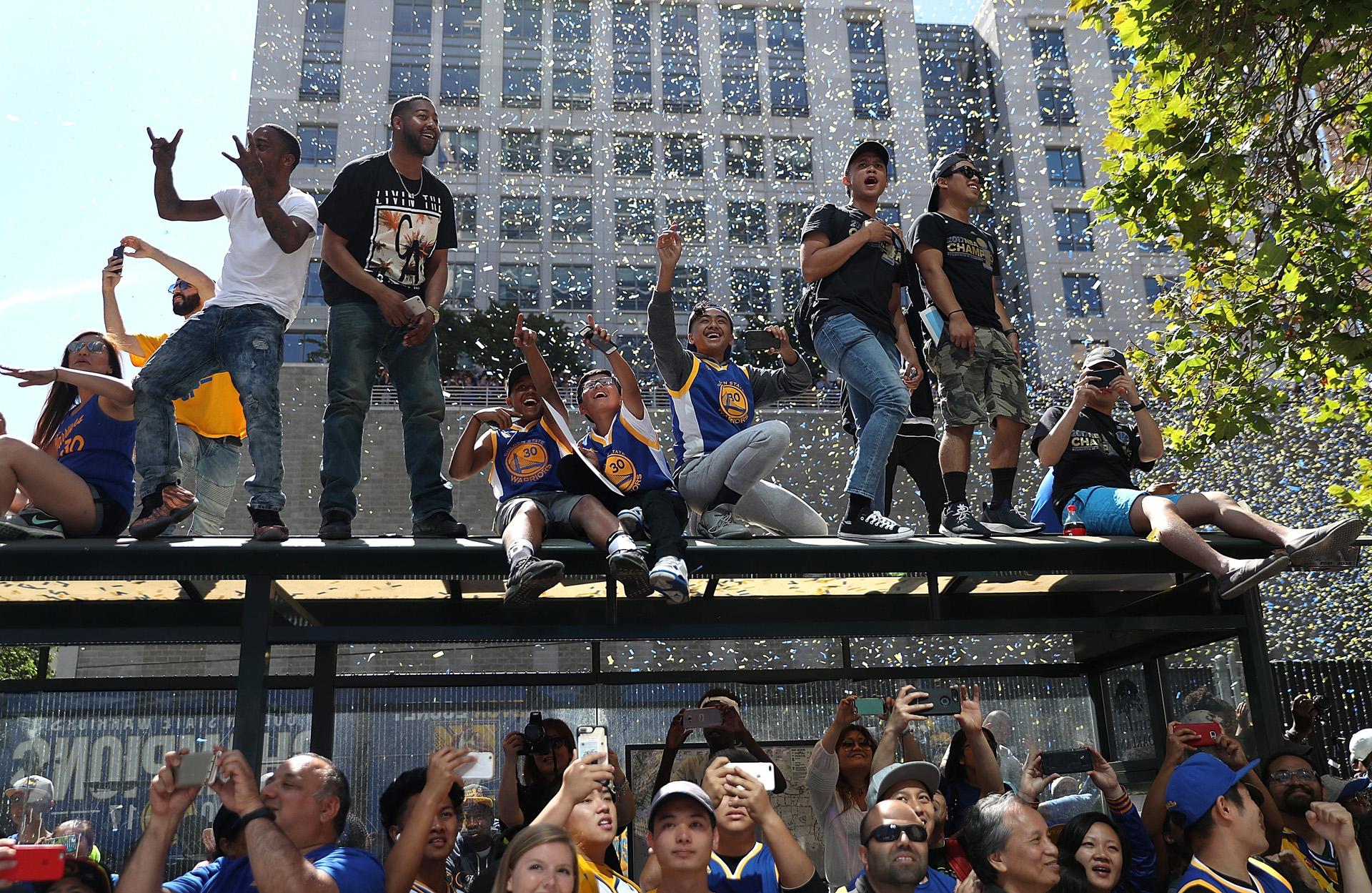 La locura de los fanáticos que en tres años conquistaron la NBA en dos oportunidades