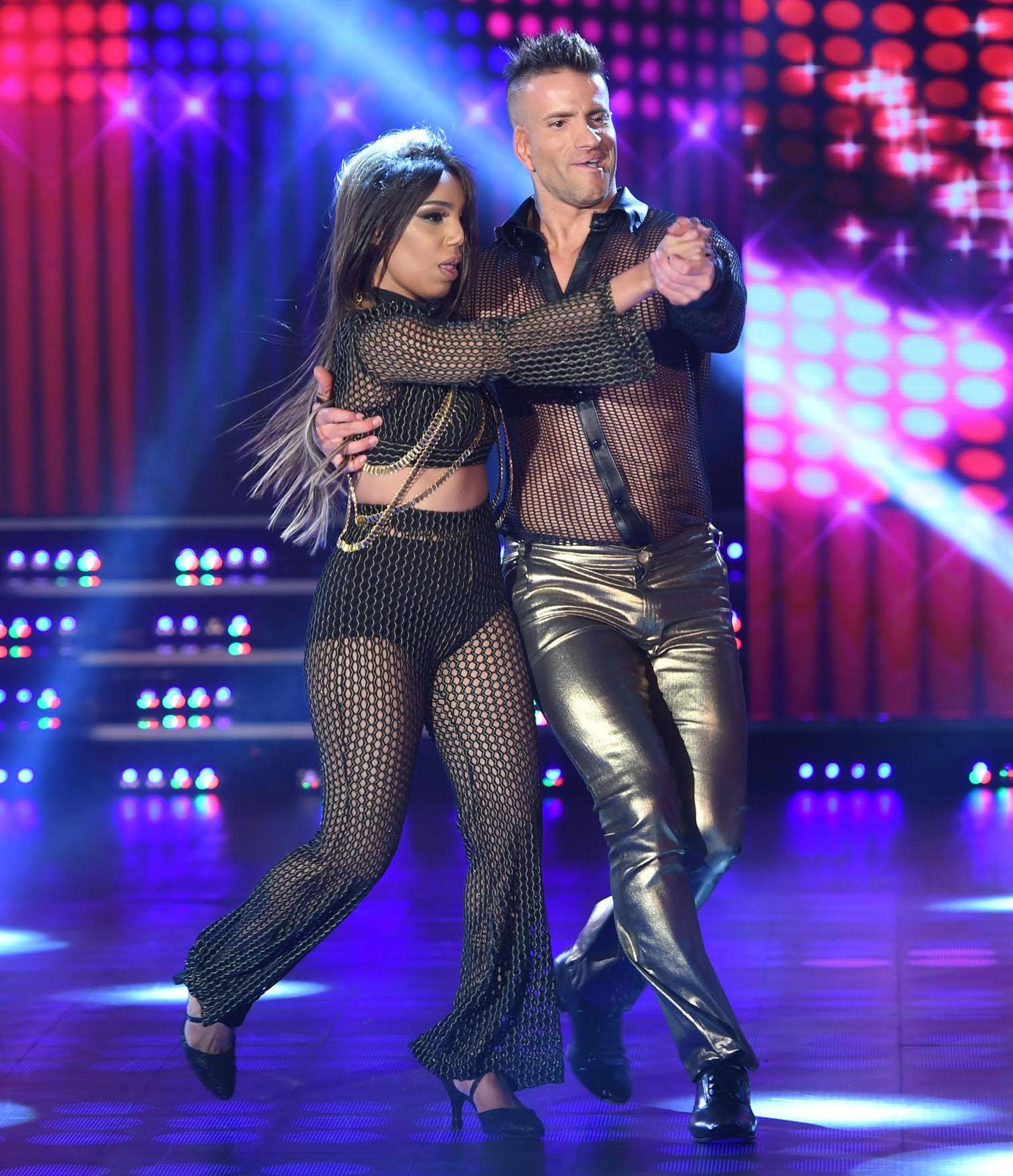 Ya está la primera pareja eliminada del Bailando 2017