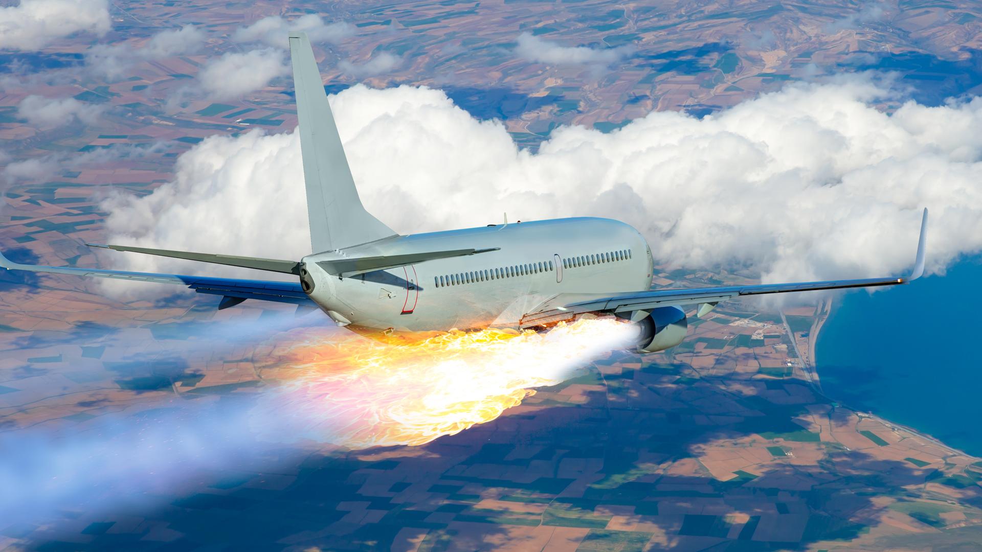 Cuáles fueron las tragedias aeronáuticas más terribles