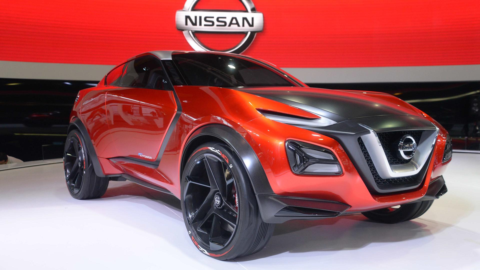 El Nissan Gripz combina las funciones de un deportivo con una estética crossover (Enrique Abatte)