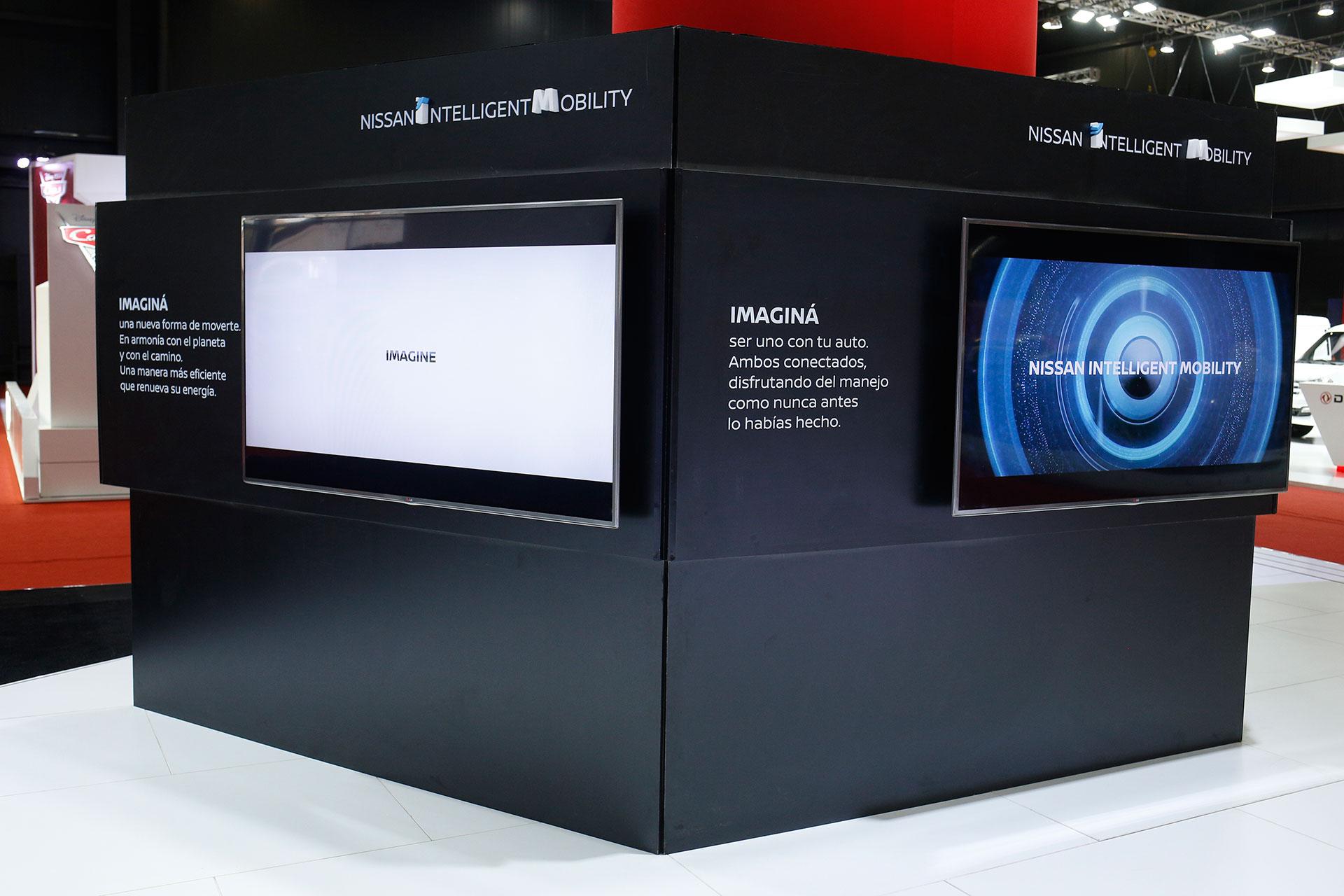 Nissan Intelligent Mobility. En Nissan, la Movilidad Inteligente abarca tres áreas principales de innovación que sirven de inspiración para impulsar, manejar e integrar los autos a la sociedad. Desde autos que te llevan hasta un lugar específico y se estacionan solos, hasta carriles que cargan unvehículo eléctrico