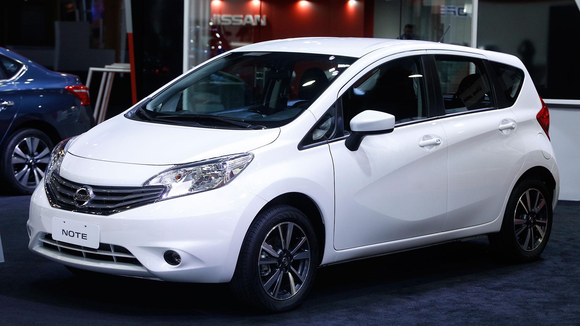 El Nissan Note, con un exterior ligeramente renovado, mejoró el portafolio de Nissan en 2015, y sigue sumando con su diseño y equipamiento